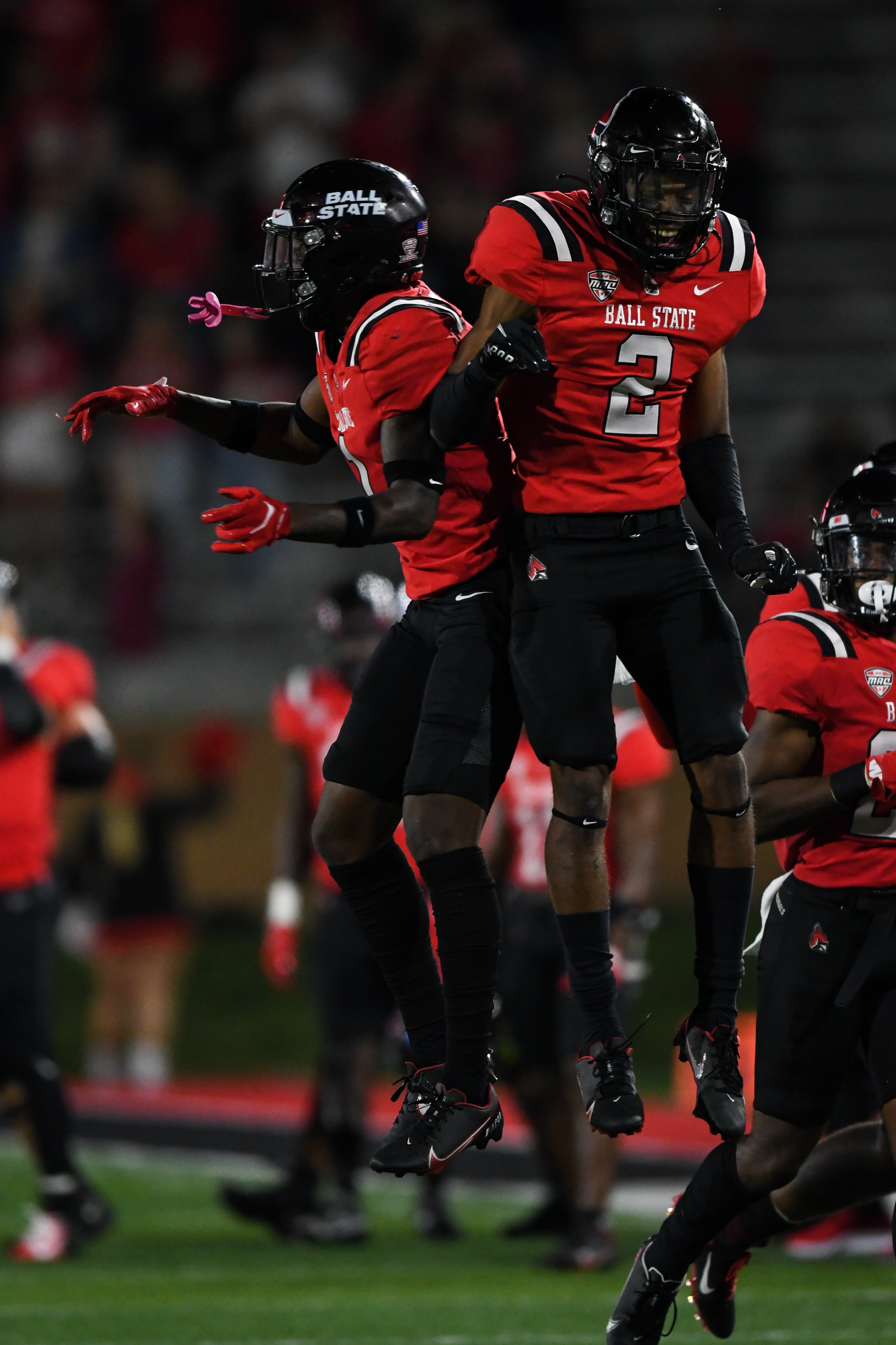COLLEGE FOOTBALL: SEP 02 Western Illinois at Ball State