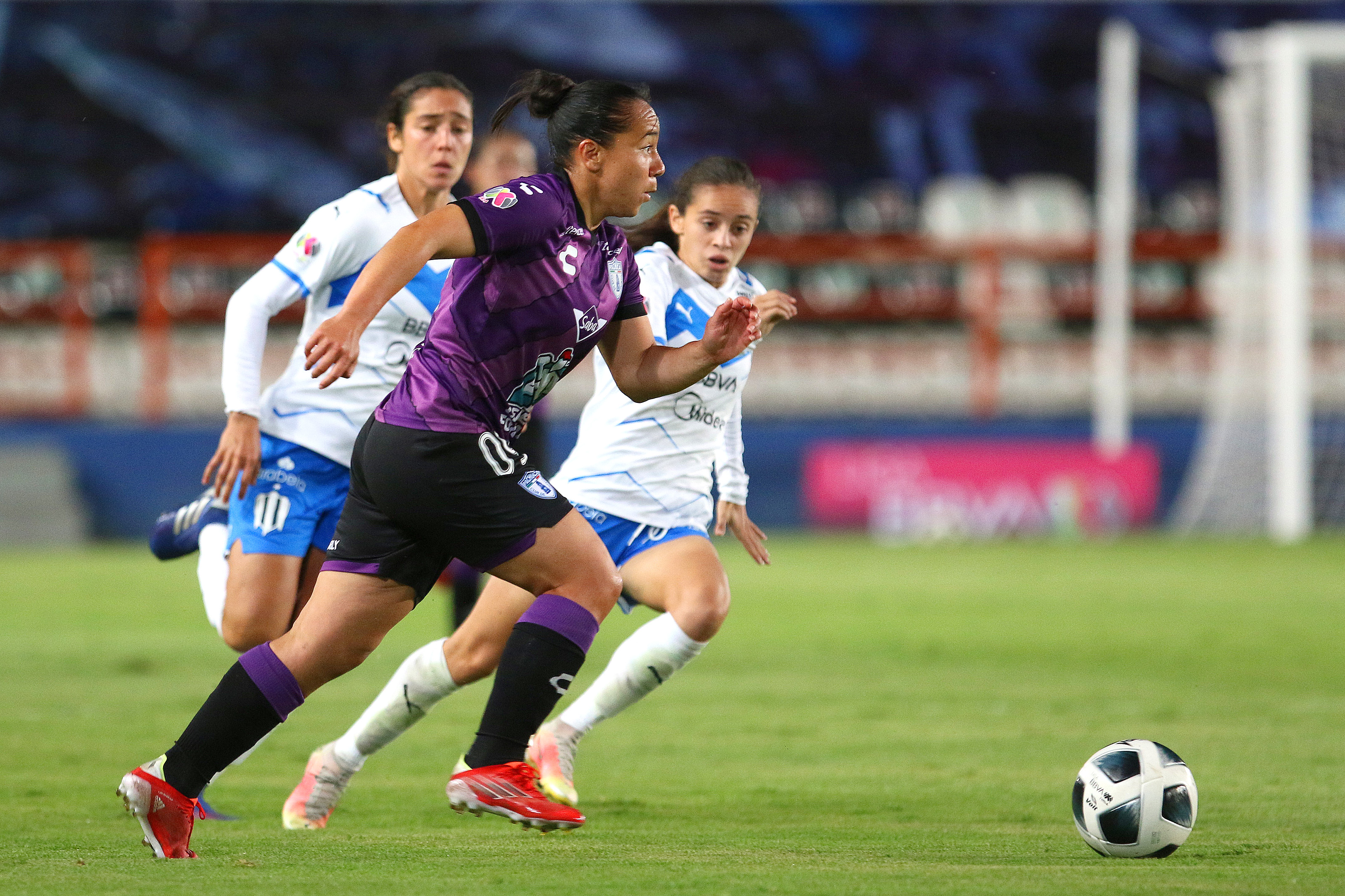 Pachuca v Monterrey - Torneo Grita Mexico A21 Liga MX Femenil