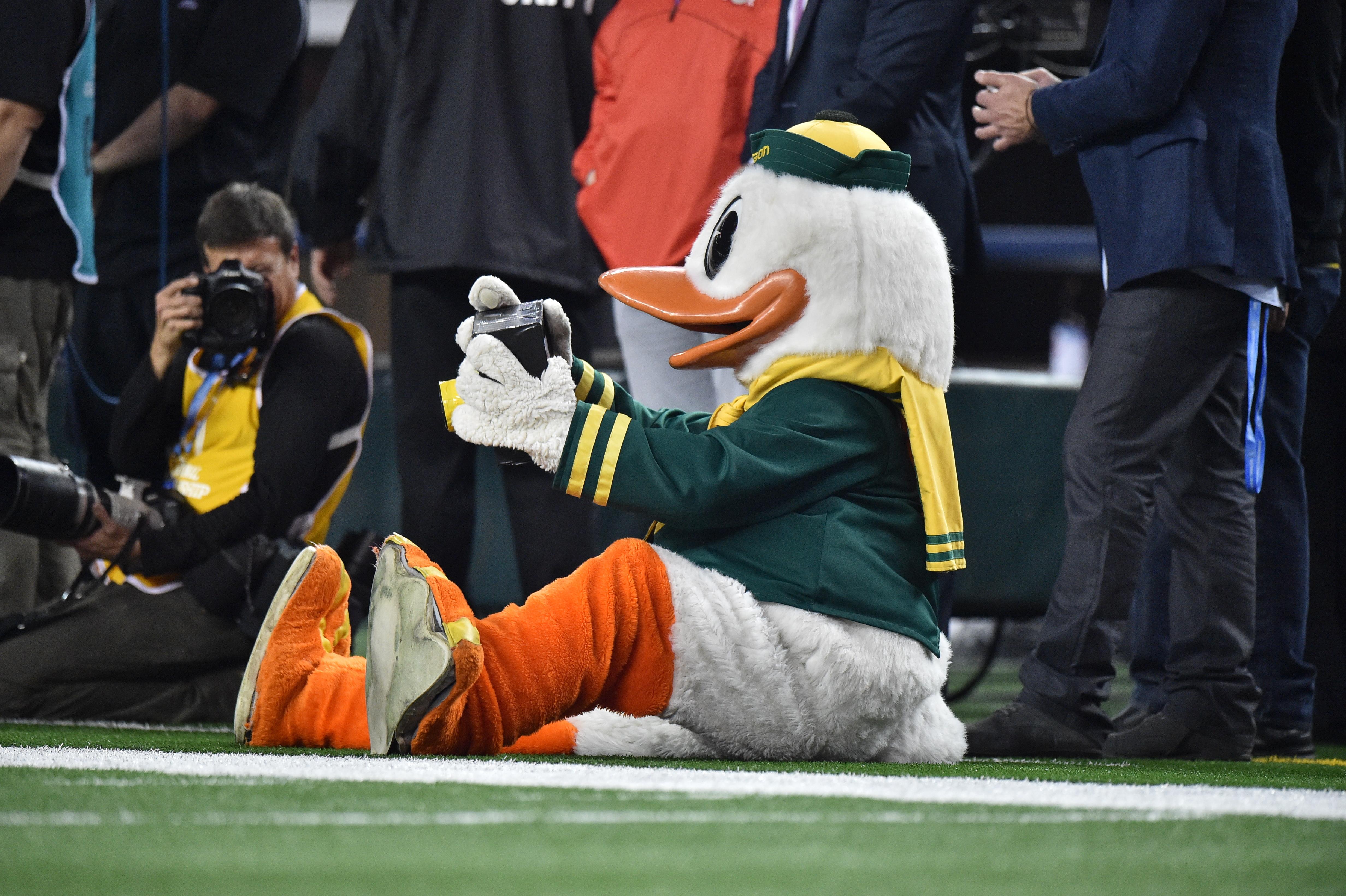 NCAA FOOTBALL: JAN 12 College Football Playoff National Championship - Oregon v Ohio State