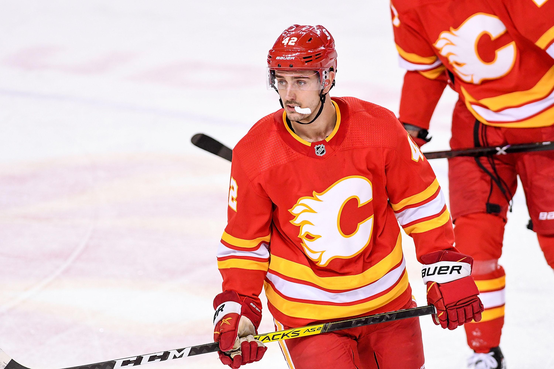 NHL: MAY 13 Canucks at Flames