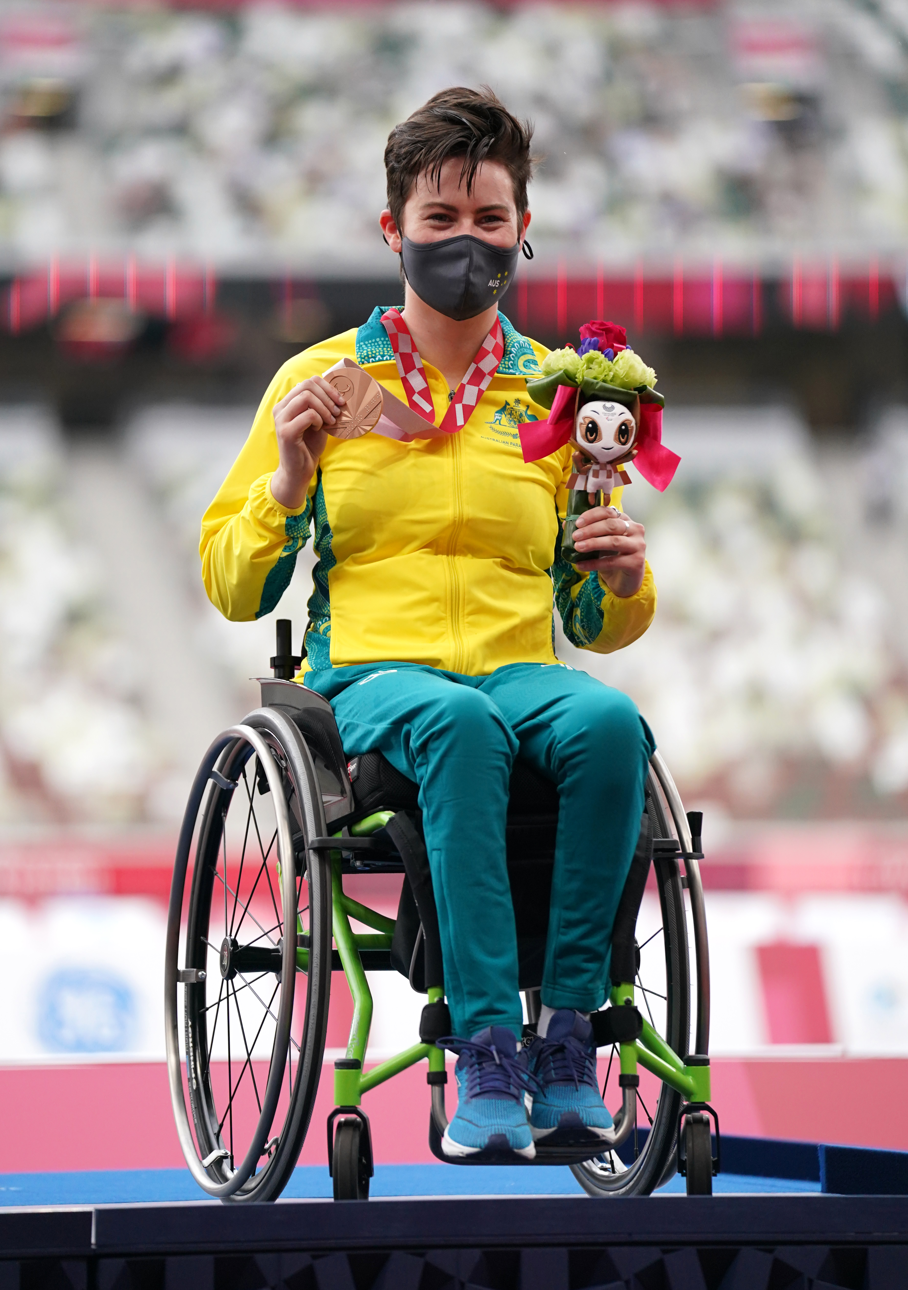 Tokyo 2020 Paralympic Games - Day Five