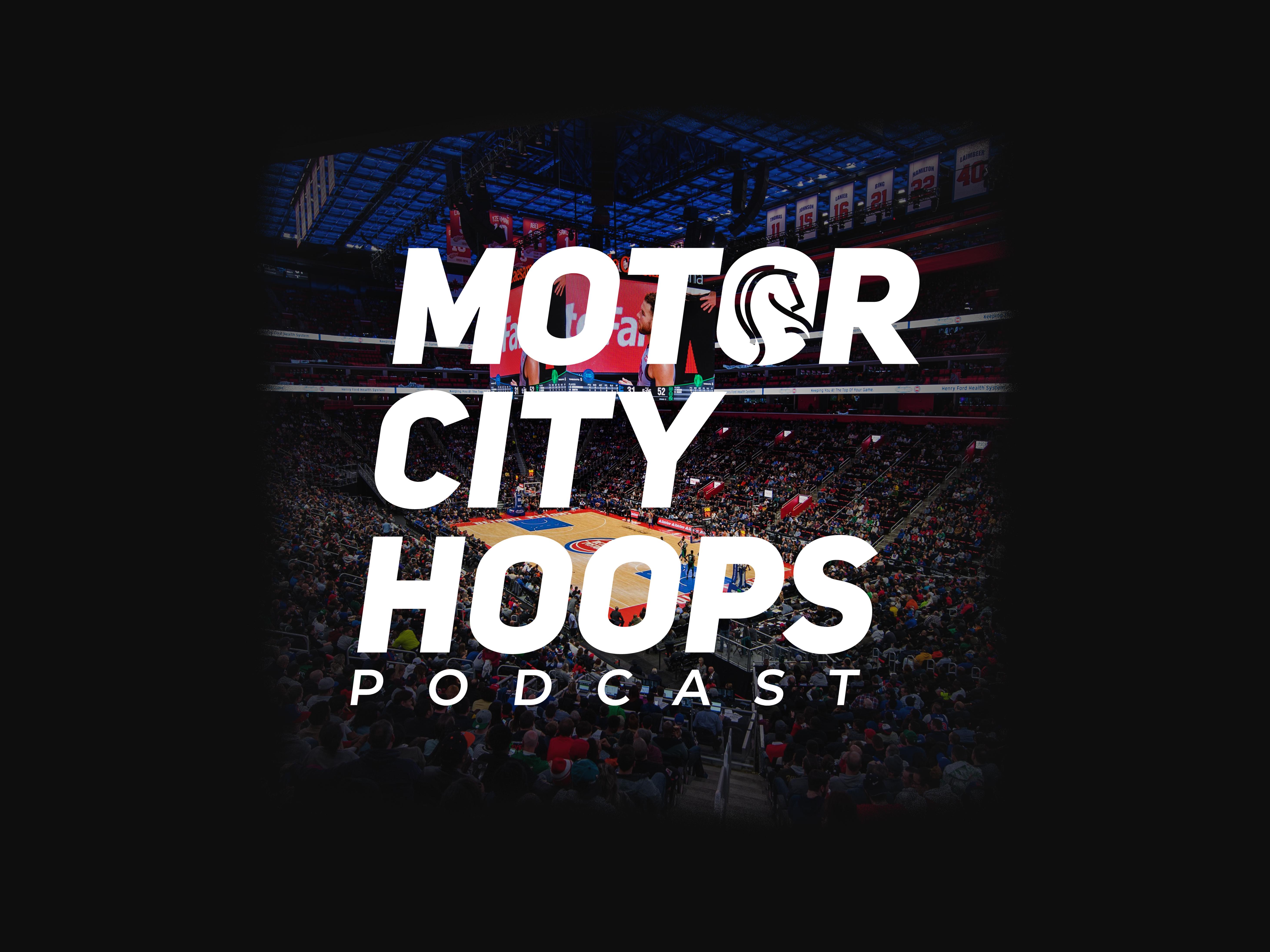 Motor City Hoops Podcast logo
