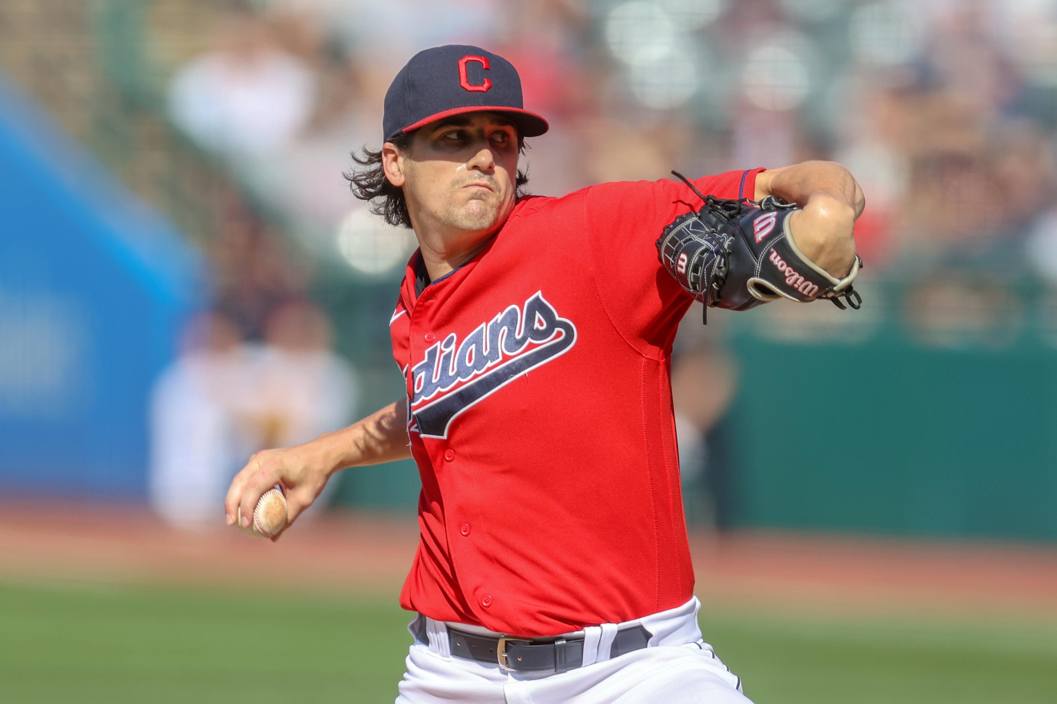 MLB: AUG 28 Red Sox at Indians