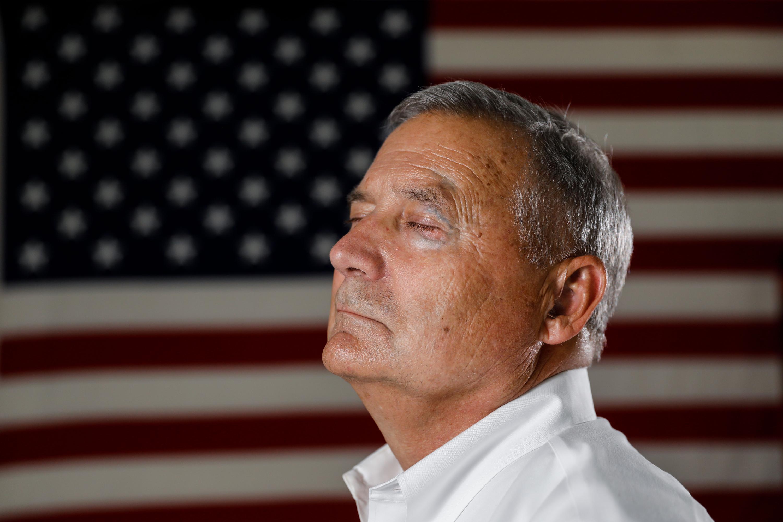 Retired Utah National Guard Lt. Col. Craig Morgan was at the Pentagon on 9/11.