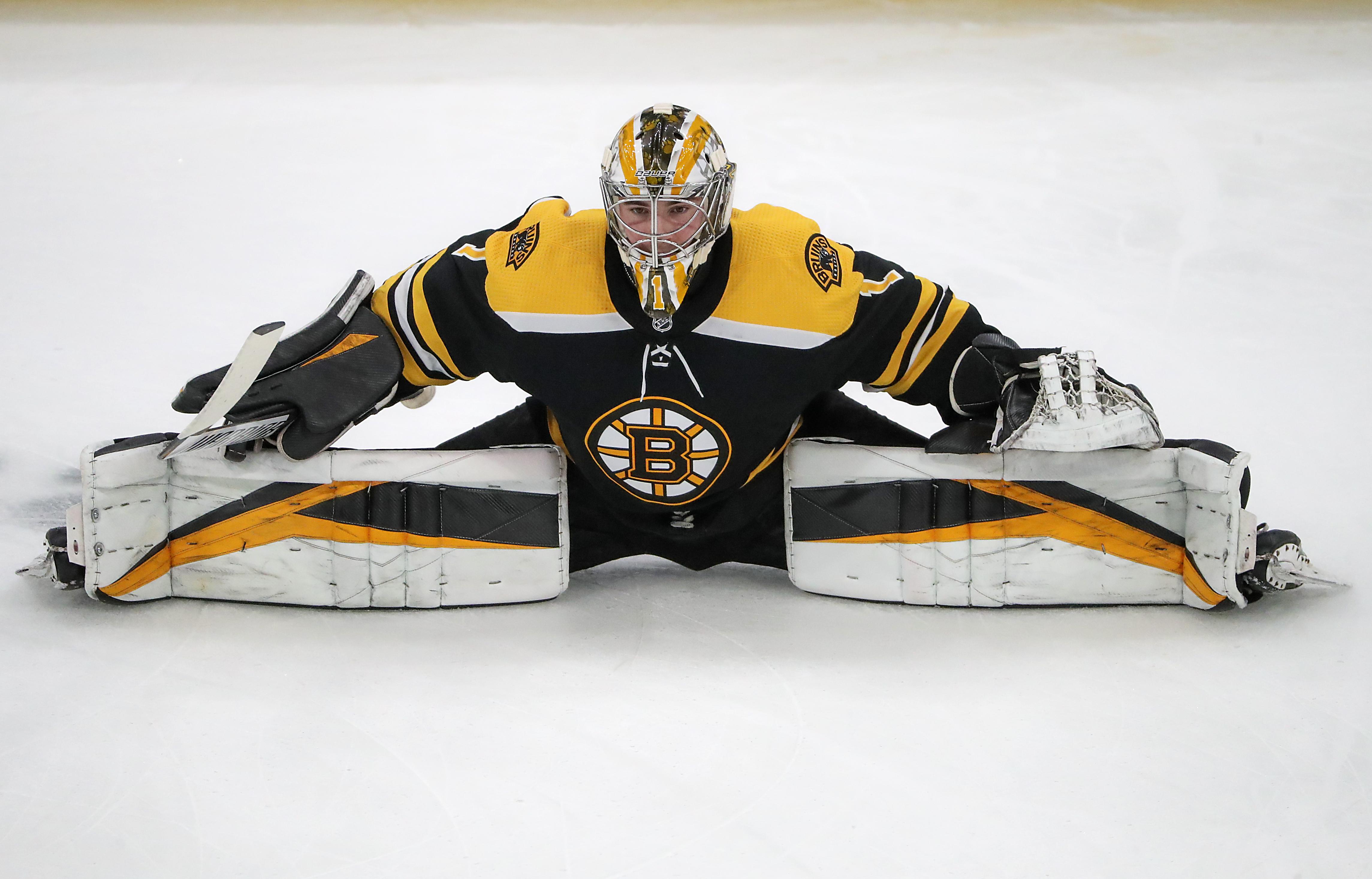 Washington Capitals Vs Boston Bruins At TD Garden