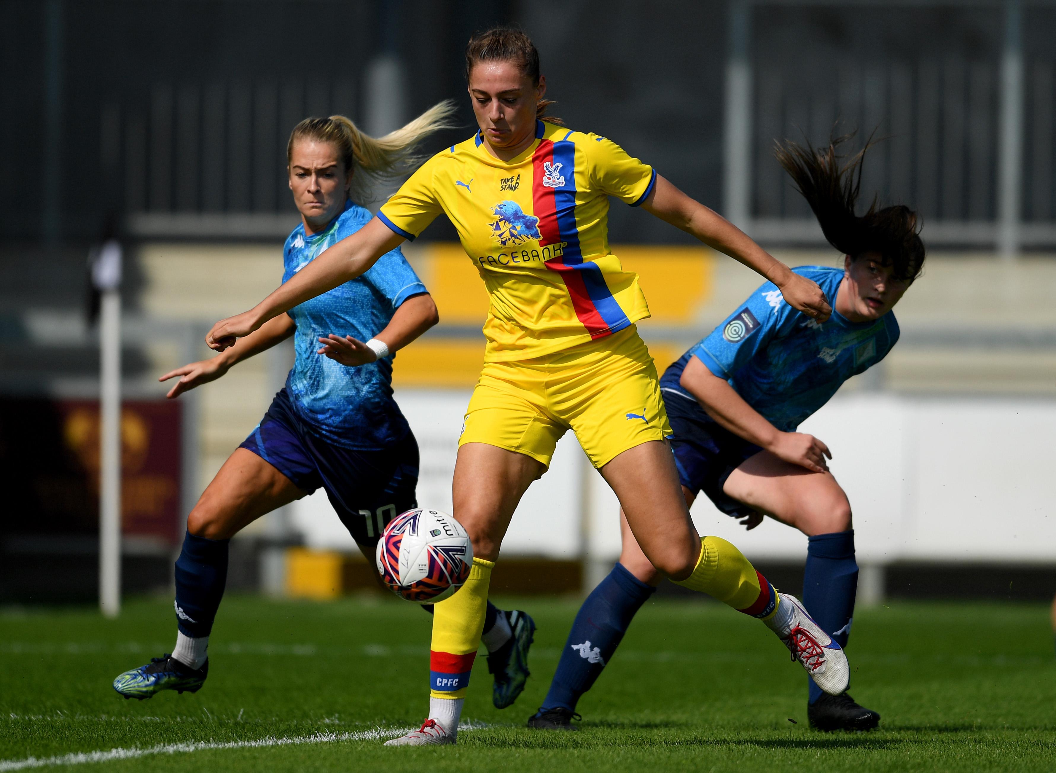 London City Lionesses v Crystal Palace Women - Barclays FA Women's Championship