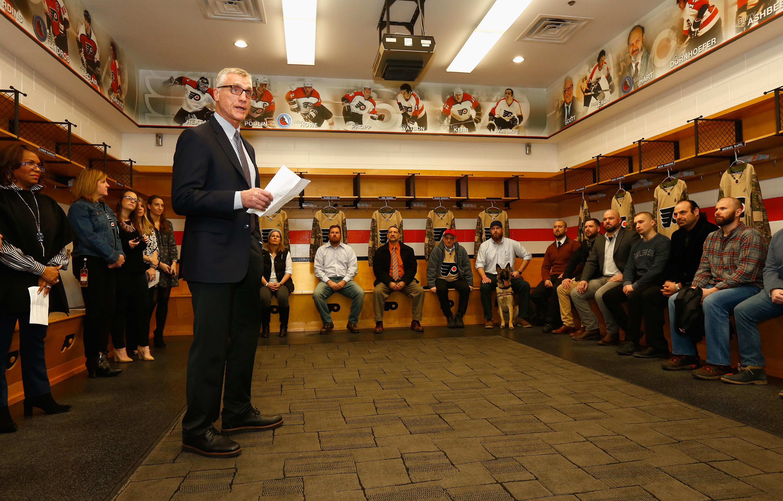 2019 Coors Light NHL Stadium Series - NHL Legacy Project