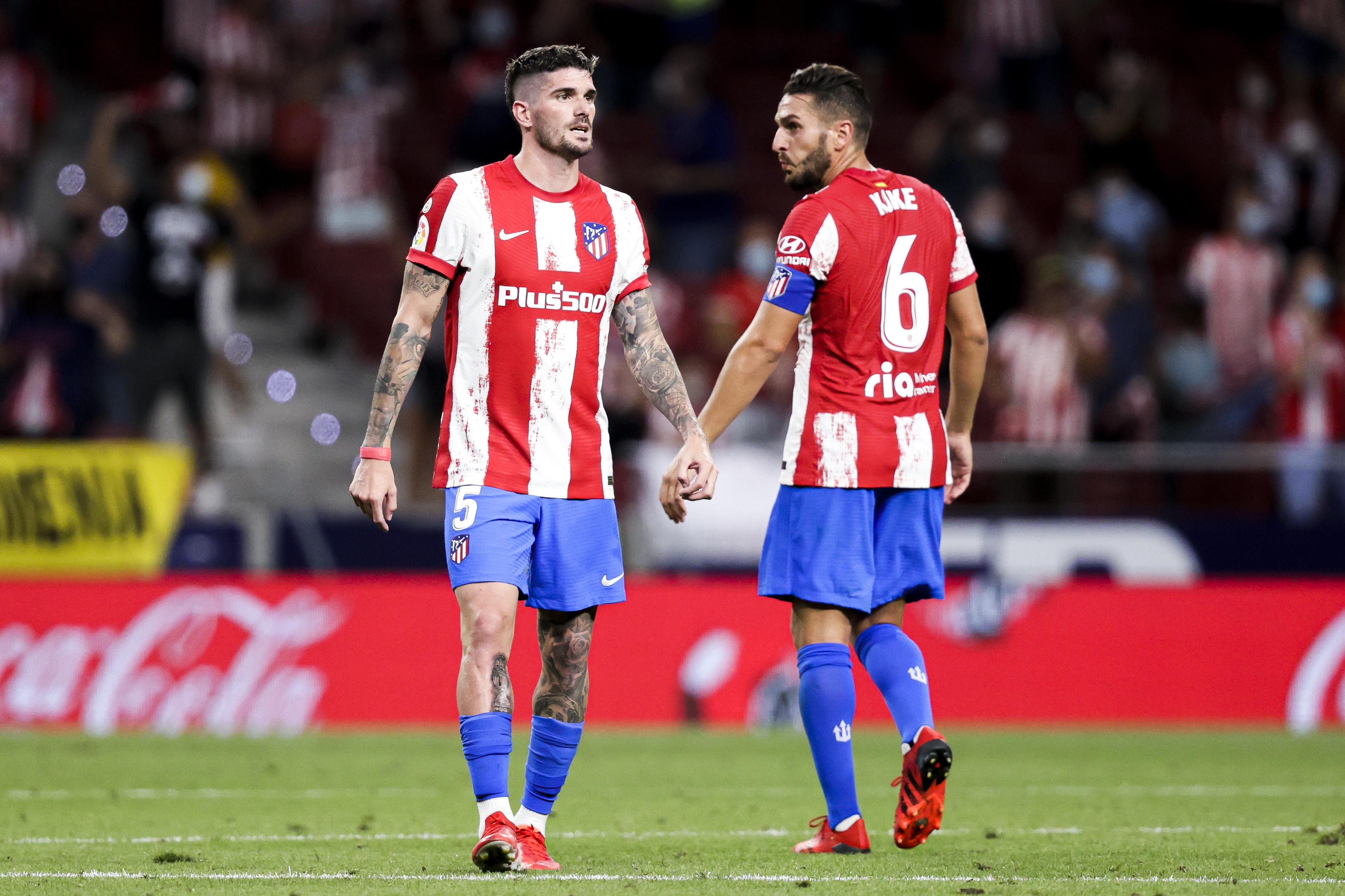 Atletico Madrid v Villarreal - La Liga Santander