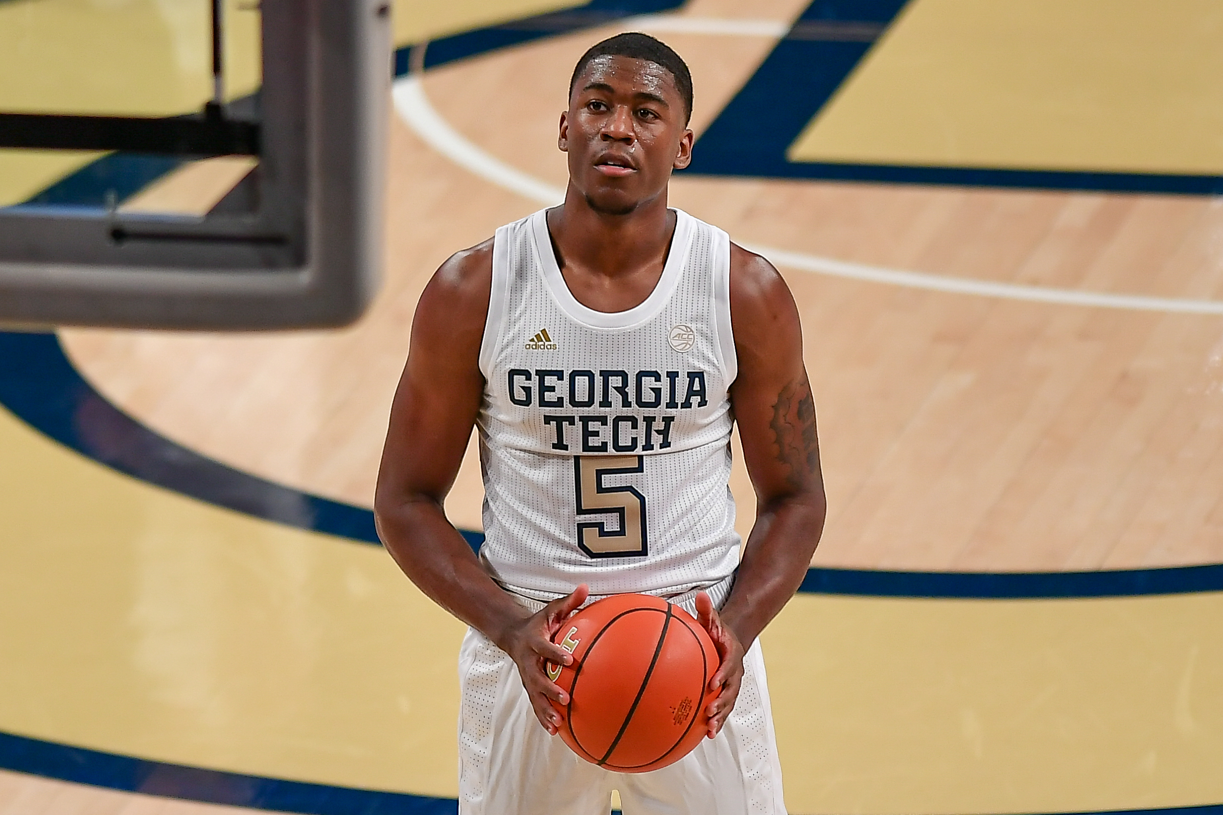 COLLEGE BASKETBALL: NOV 25 Georgia State at Georgia Tech