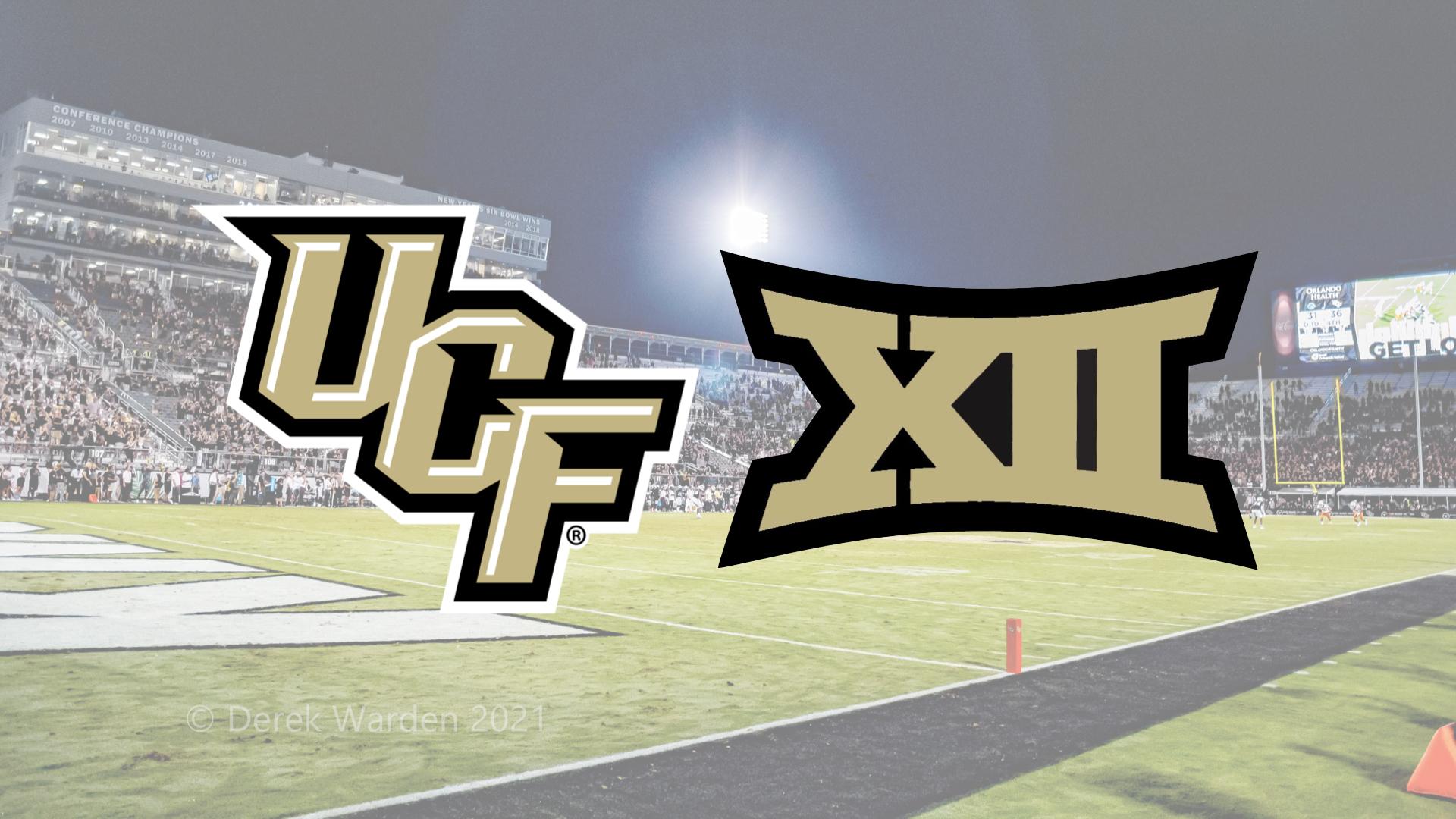 UCF Big 12 logo