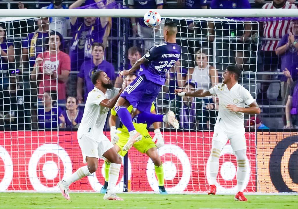 SOCCER: JUL 30 MLS - Atlanta United FC at Orlando City SC