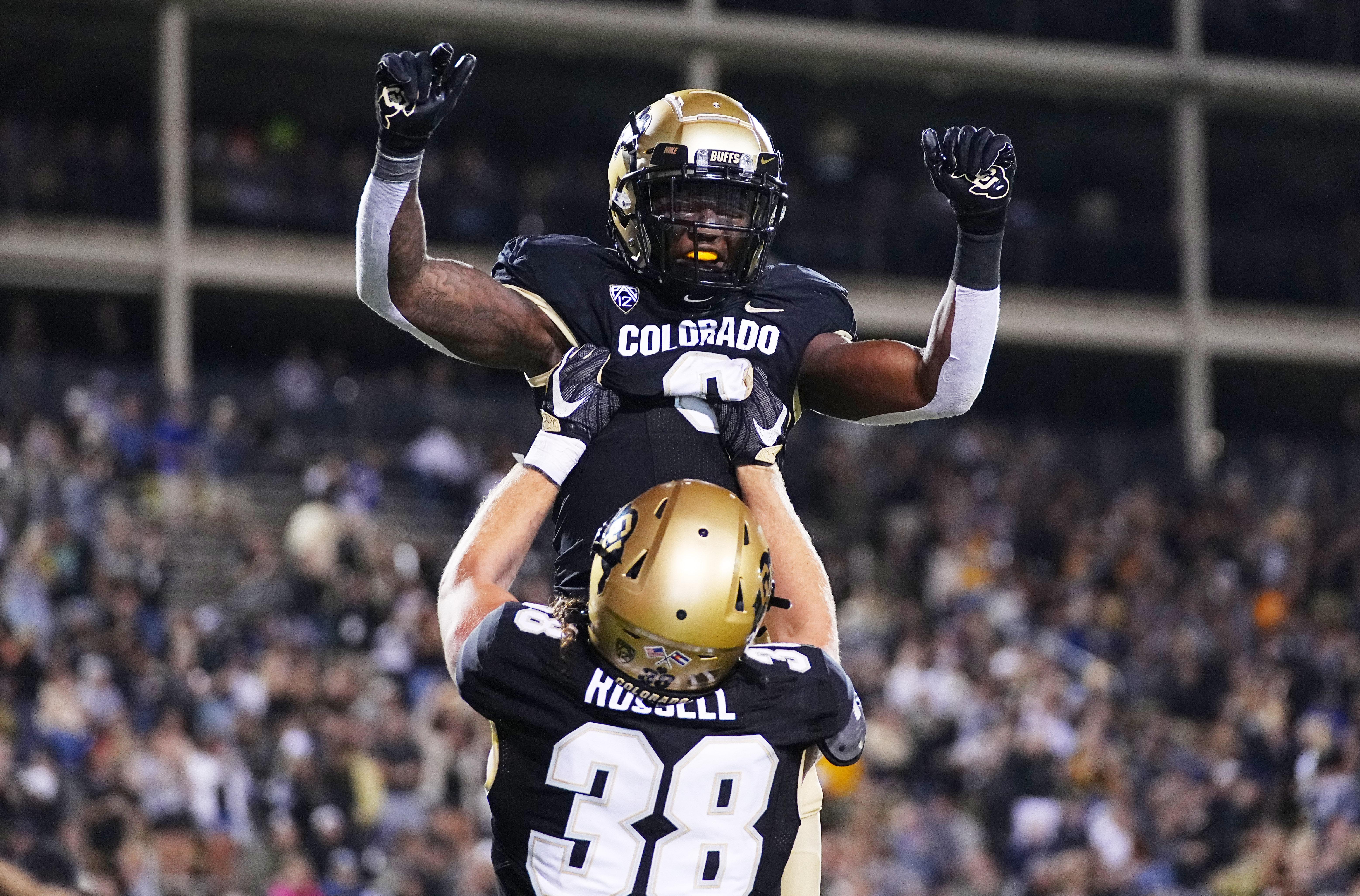NCAA Football: Northern Colorado at Colorado