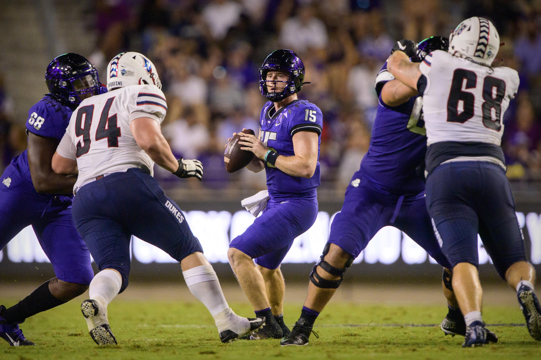 NCAA Football: Duquesne at Texas Christian