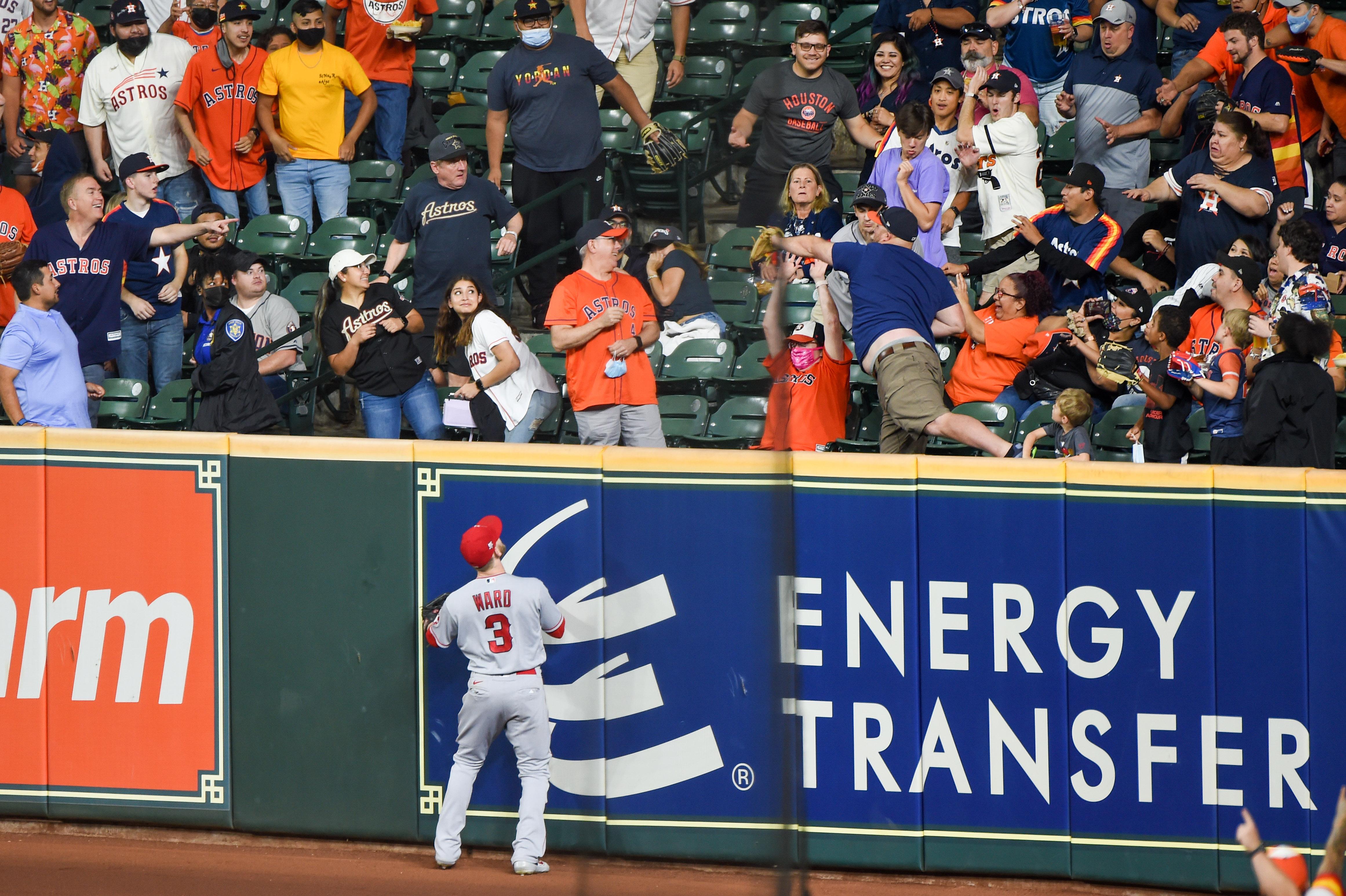 MLB: MAY 12 Angels at Astros