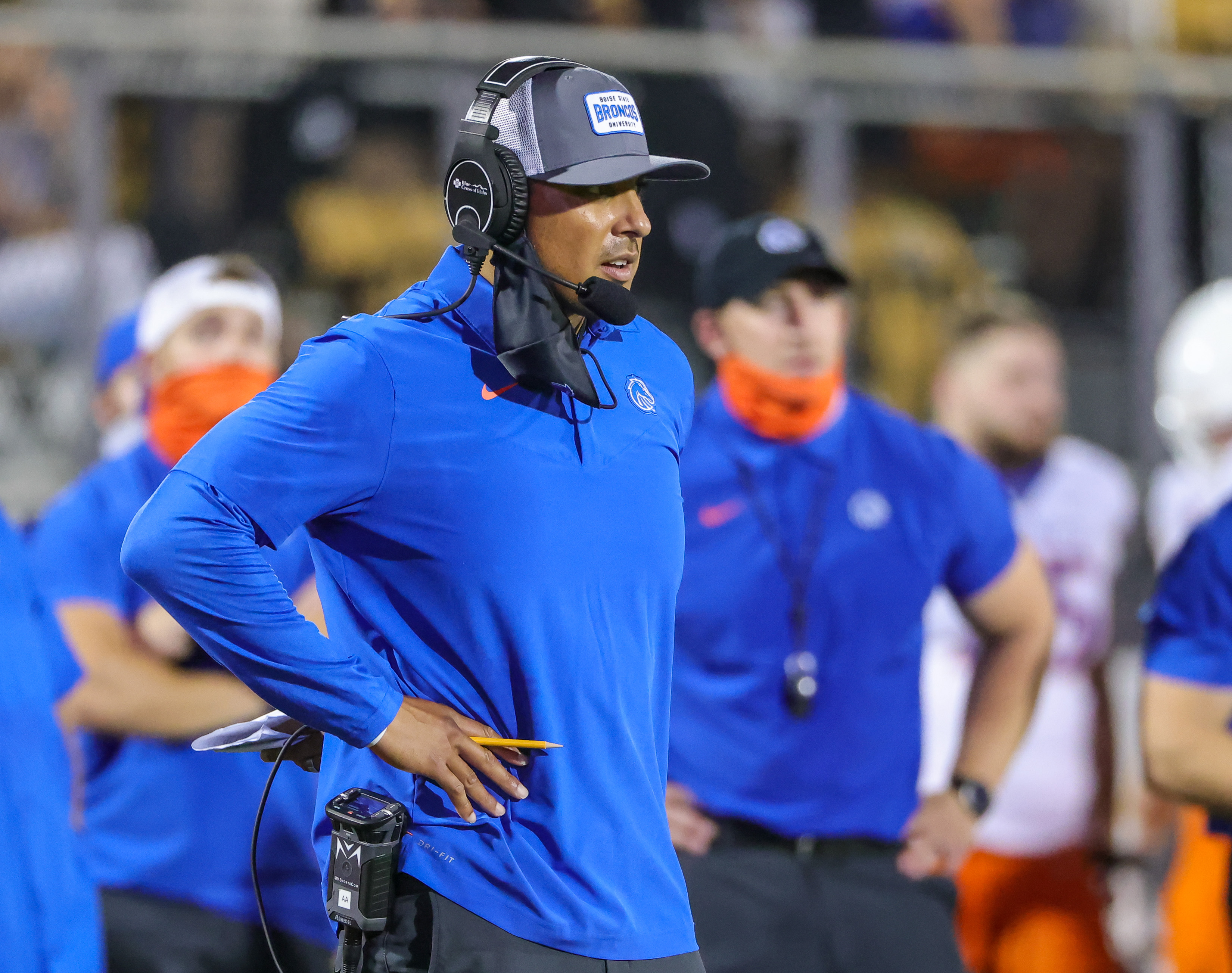 NCAA Football: Boise State at Central Florida