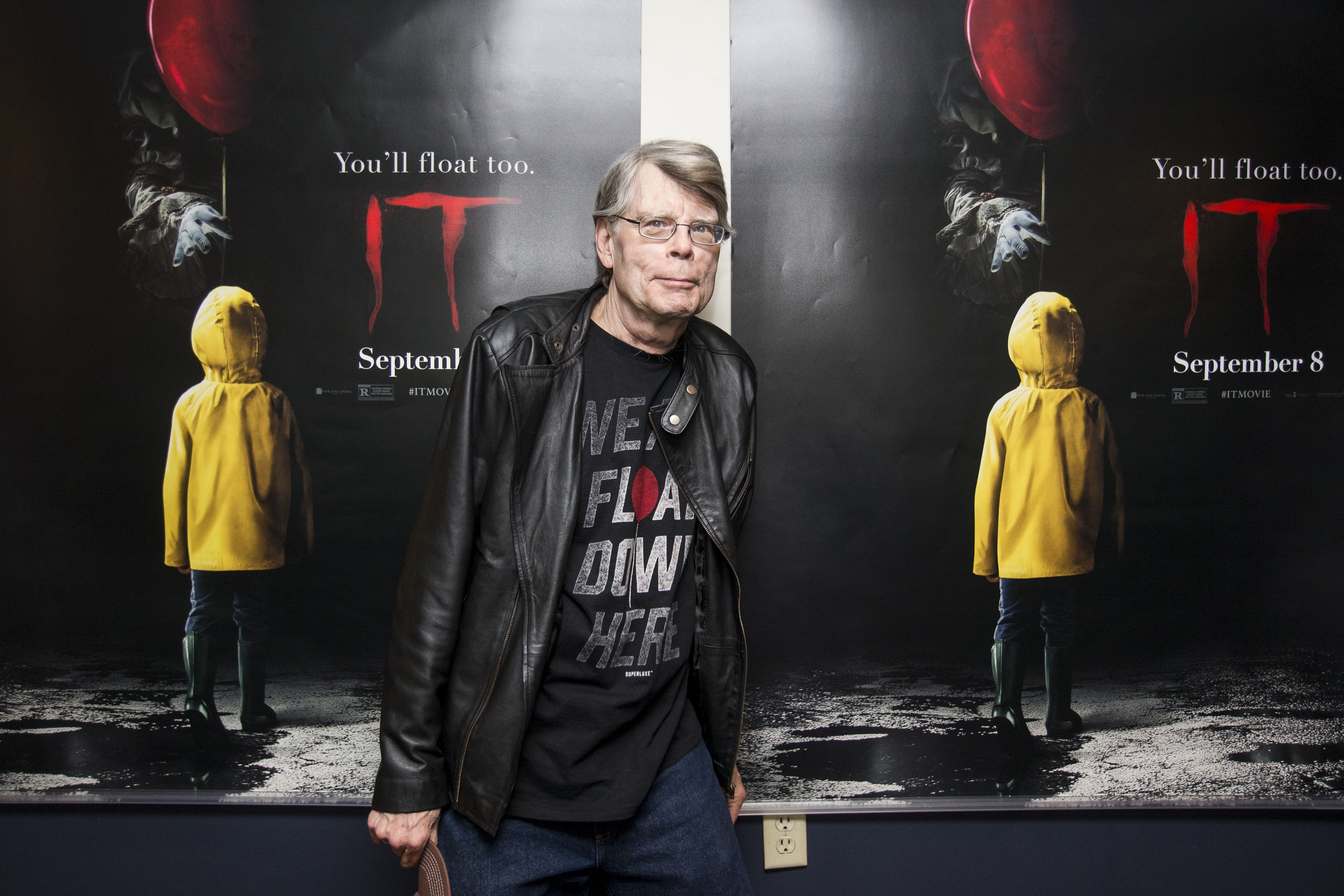 Special Screening of IT with Stephen King