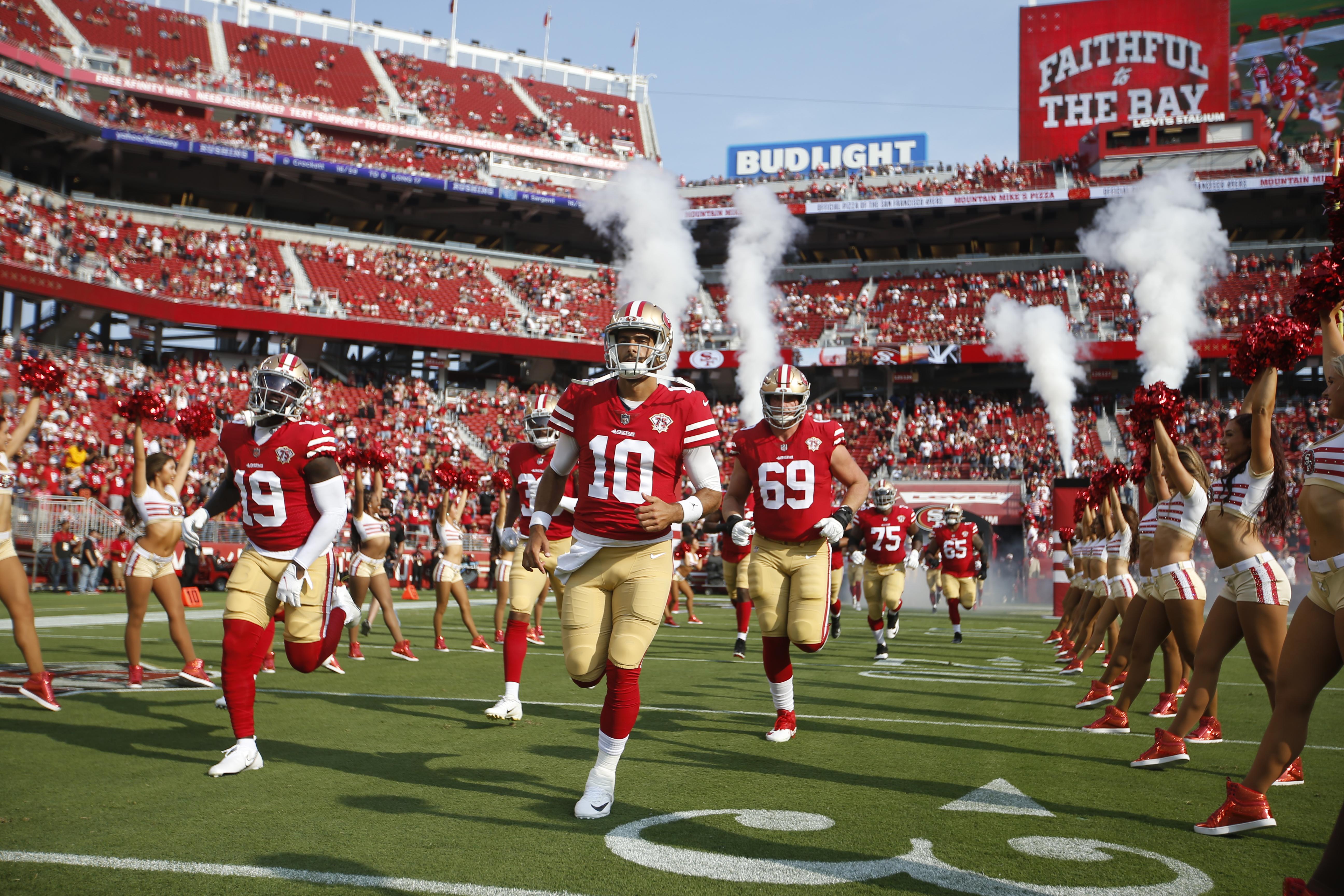 Kansas City Chiefs v San Francisco 49ers