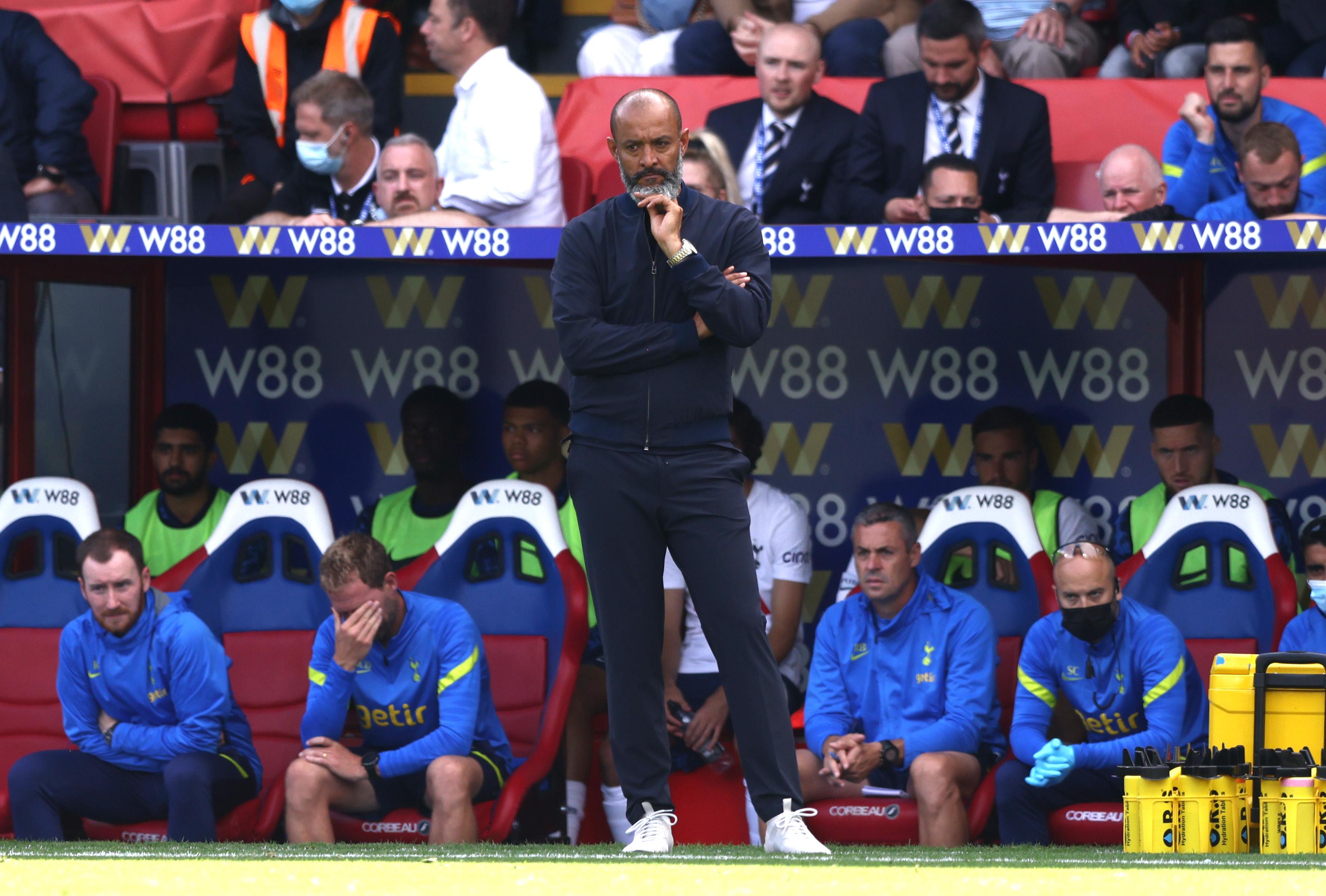 Crystal Palace v Tottenham Hotspur - Premier League