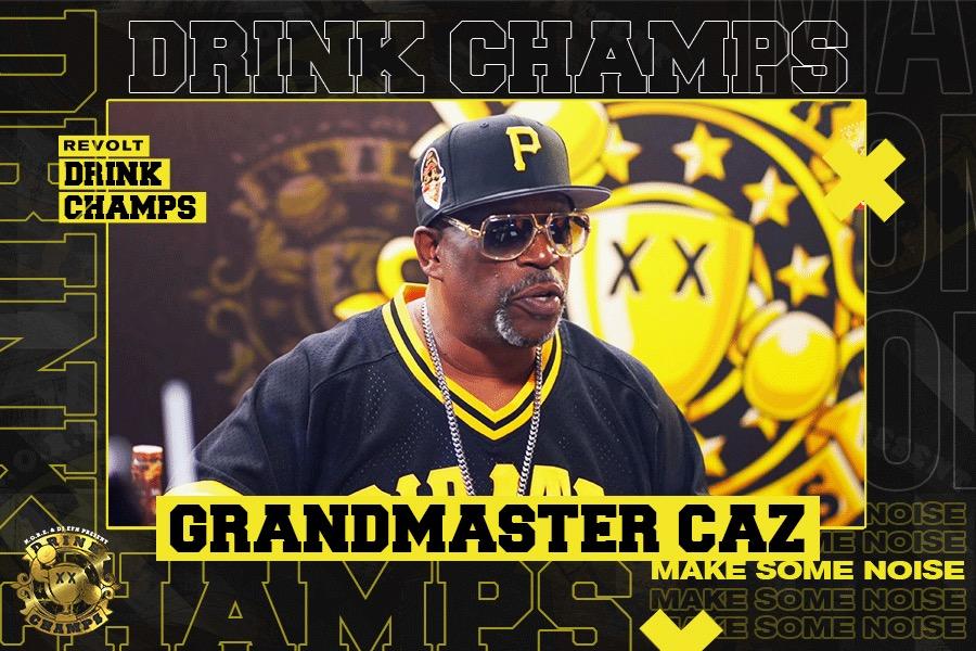 Grandmaster Caz