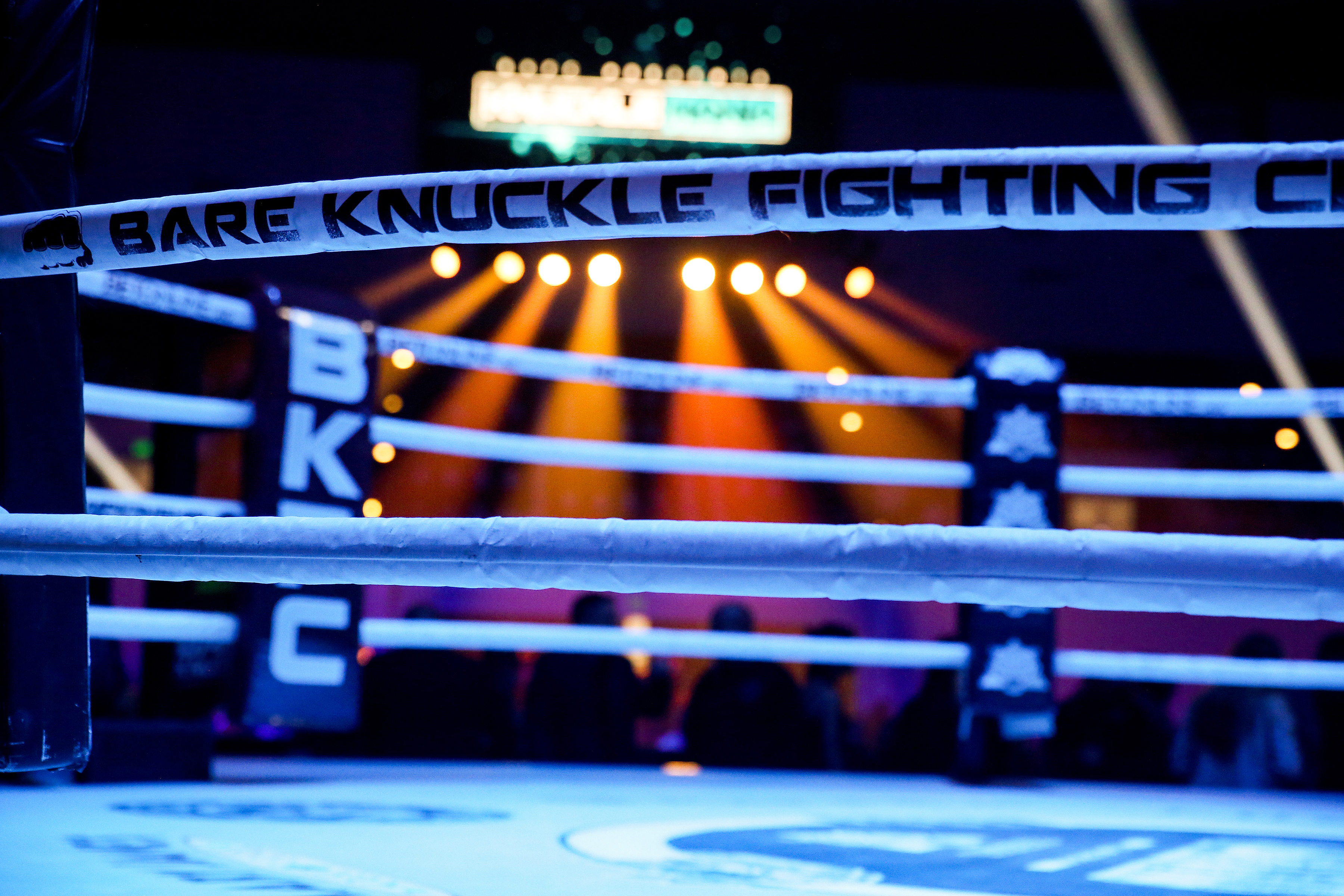BKFC held its most recent event on Friday night.