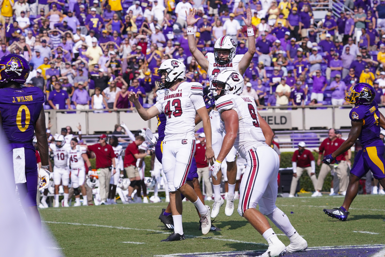 NCAA Football: South Carolina at East Carolina