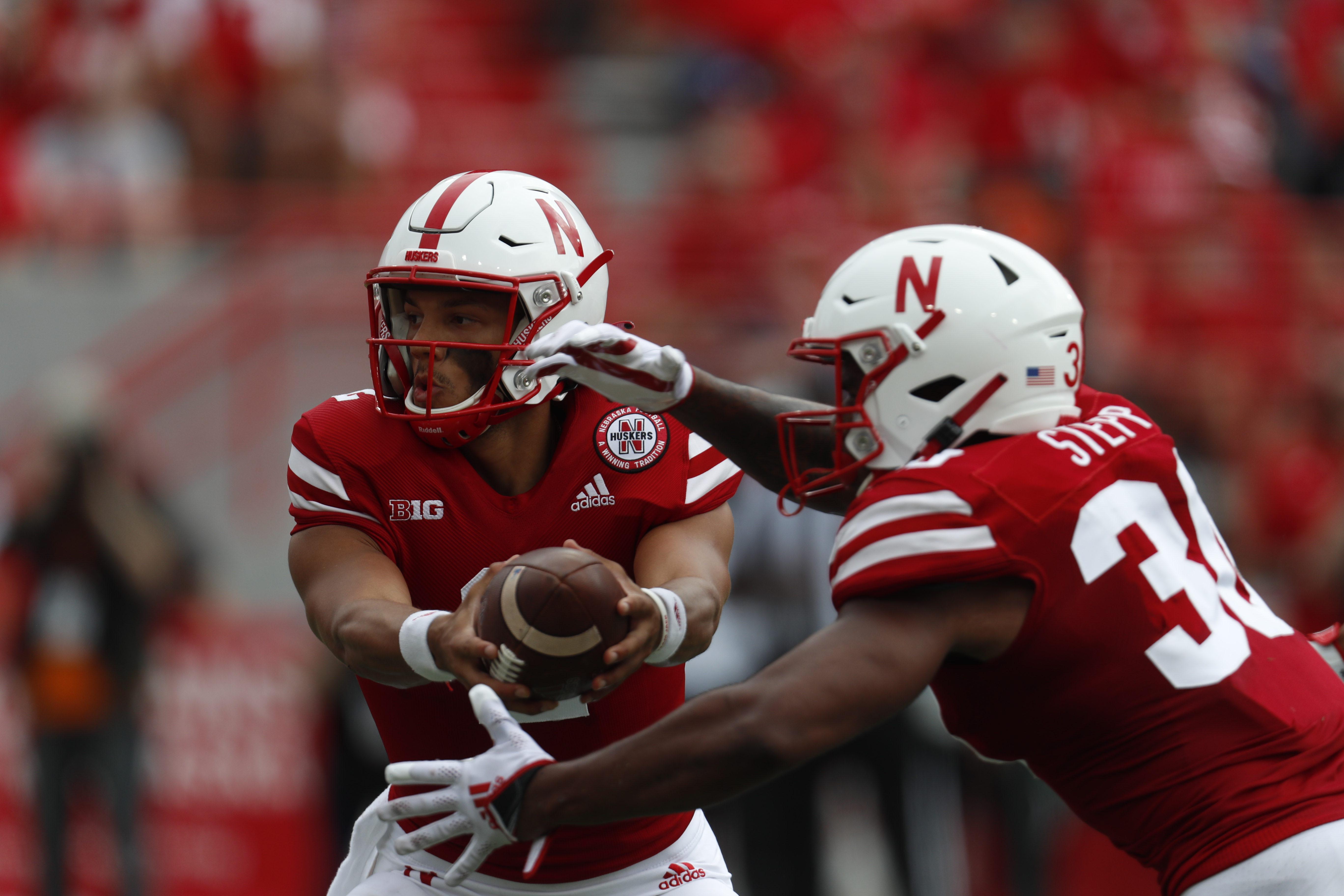 NCAA Football: Fordham at Nebraska