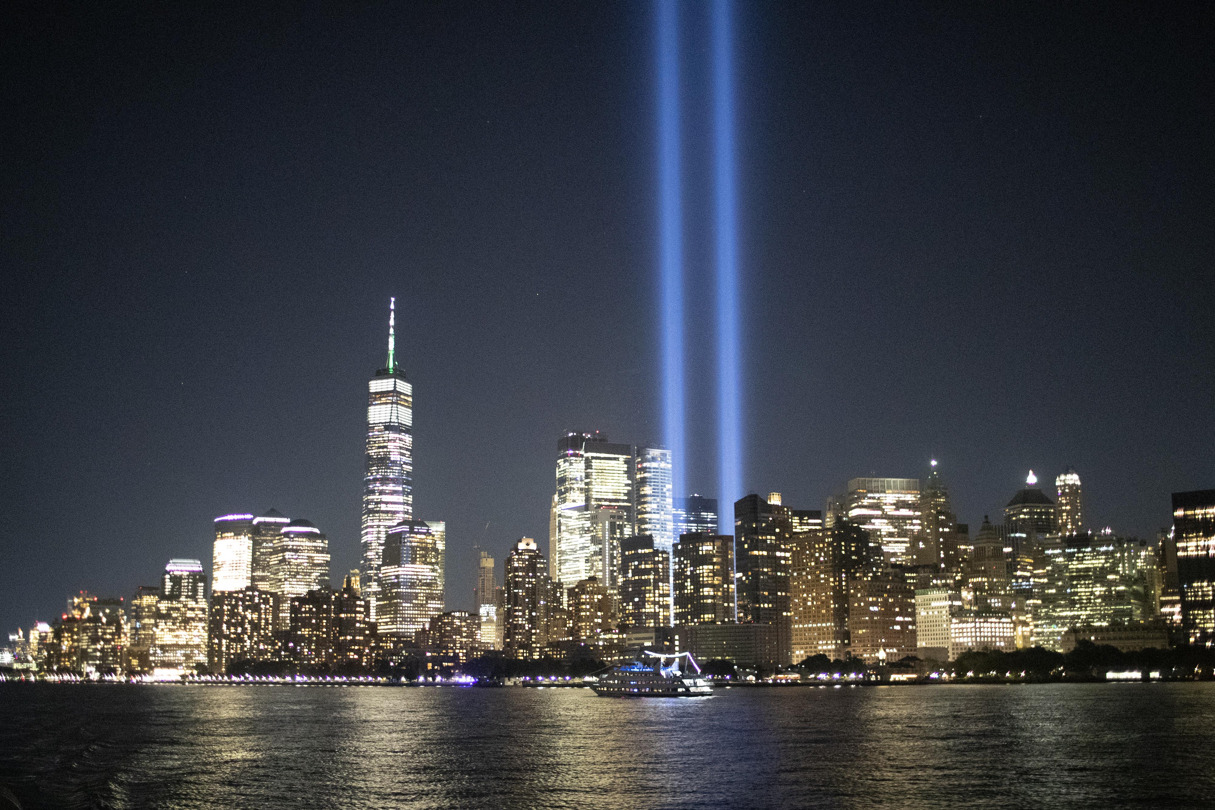 20th Anniversary Of 9/11 Attacks In New York