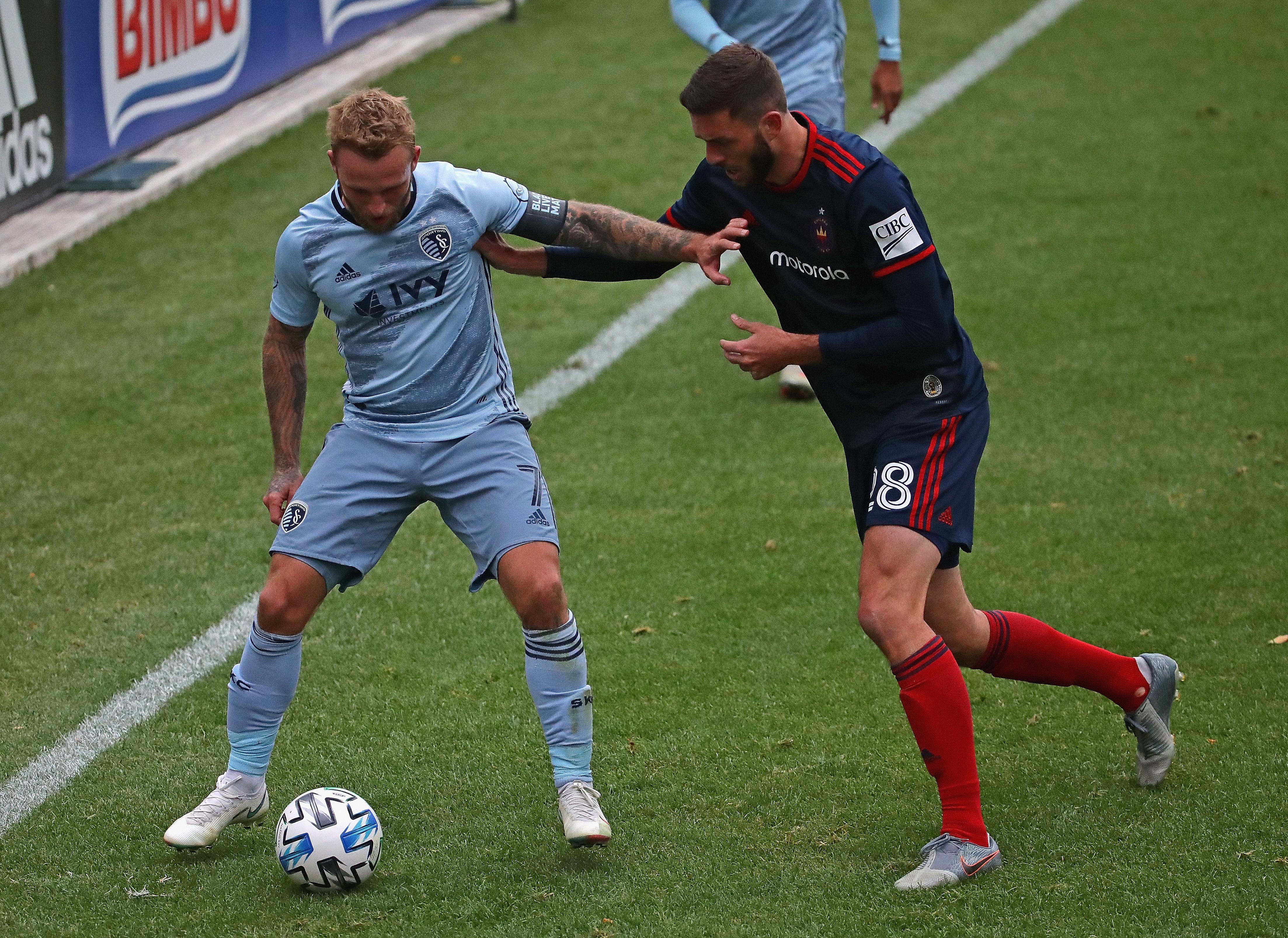 Sporting Kansas City v Chicago Fire FC