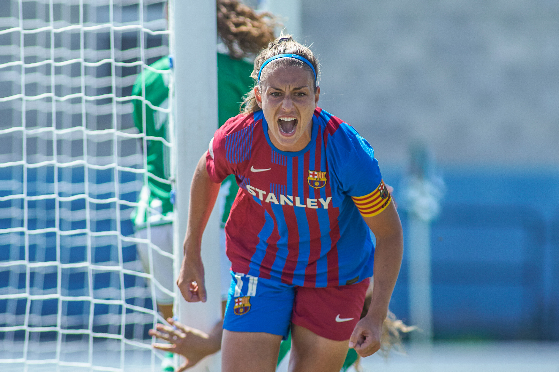 Real Betis V Fc Barcelona - Primera Division Femenina