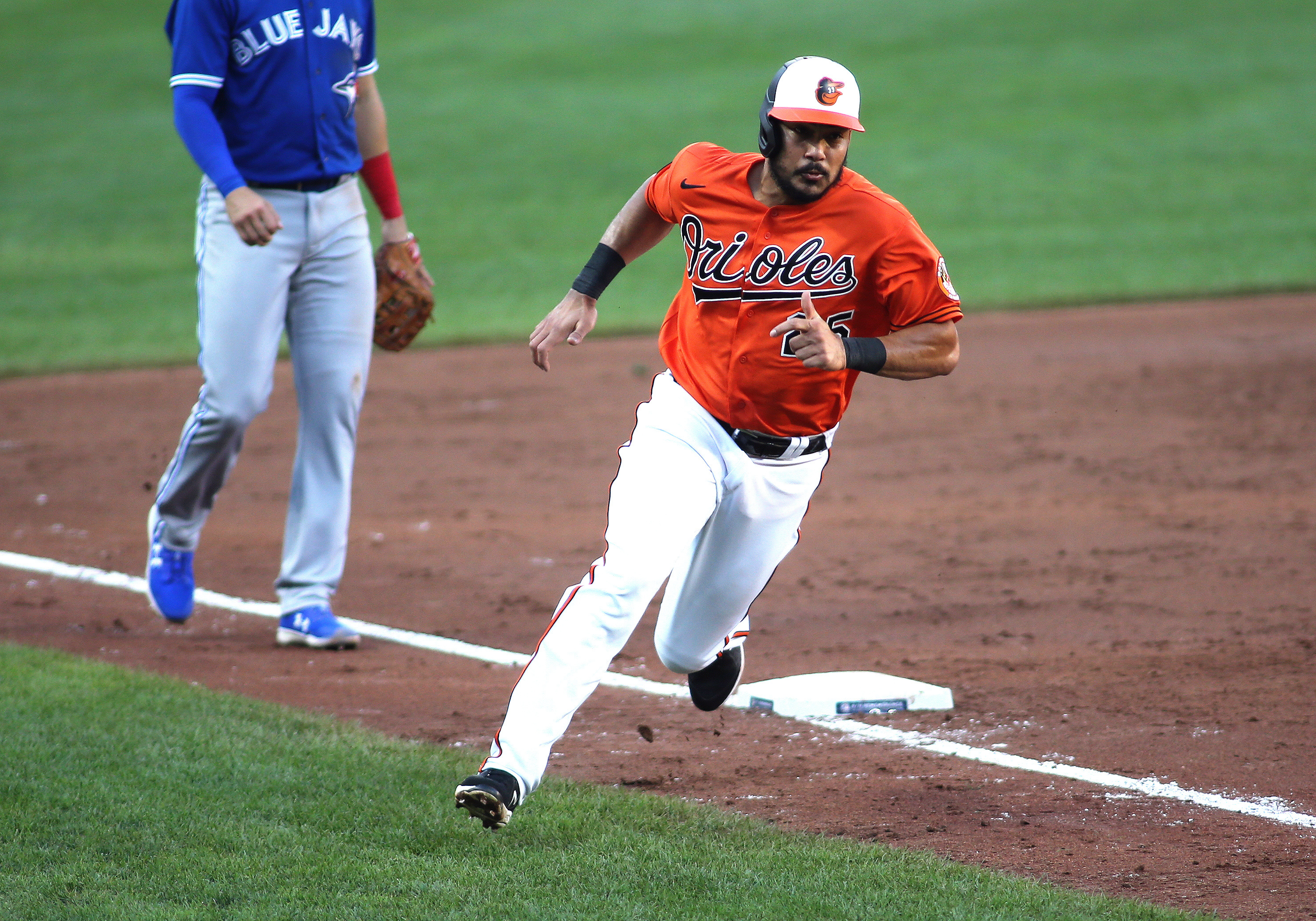 MLB: Game One-Toronto Blue Jays at Baltimore Orioles