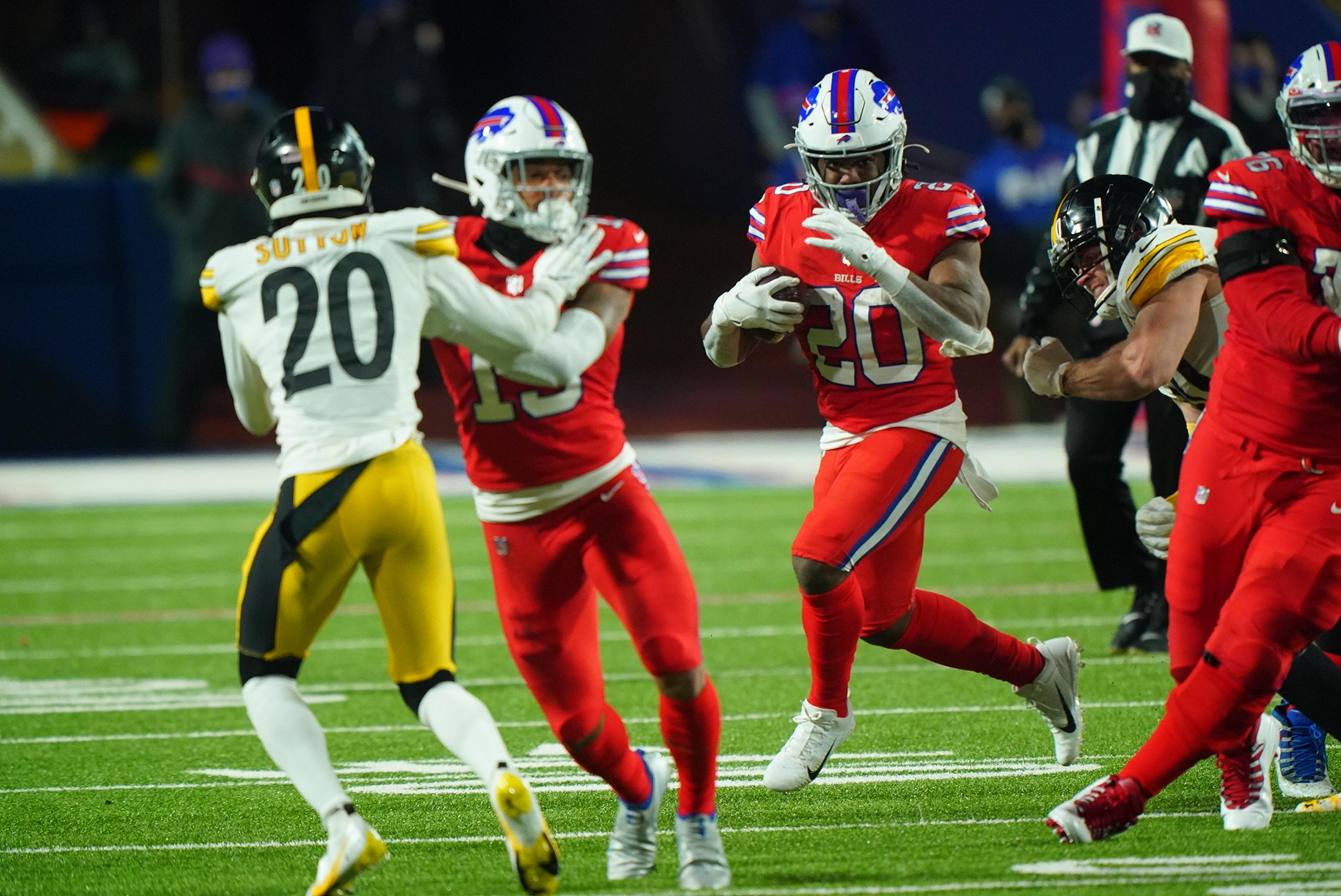 Buffalo Bills vs Pittsburgh Steelers