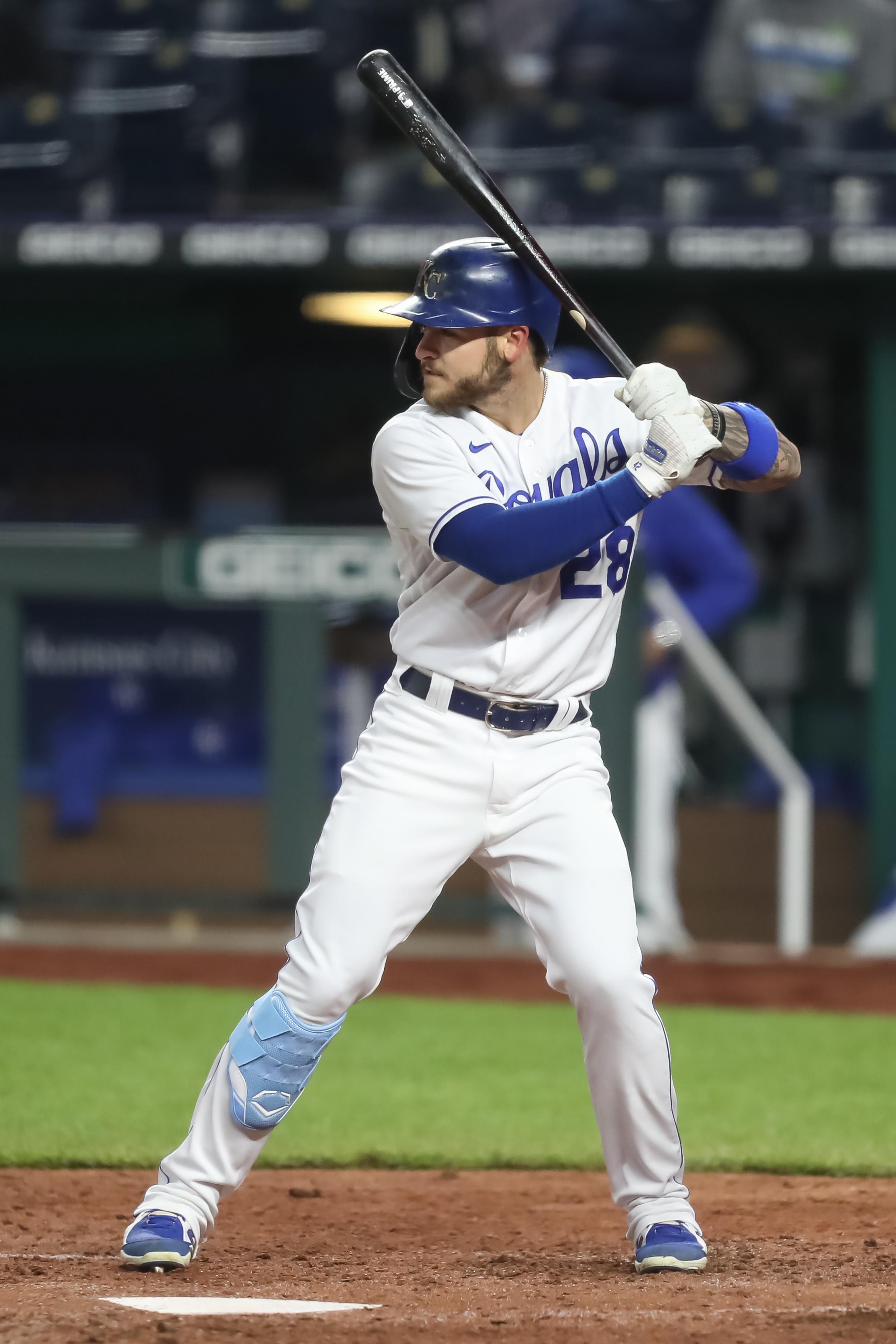 MLB: APR 21 Rays at Royals