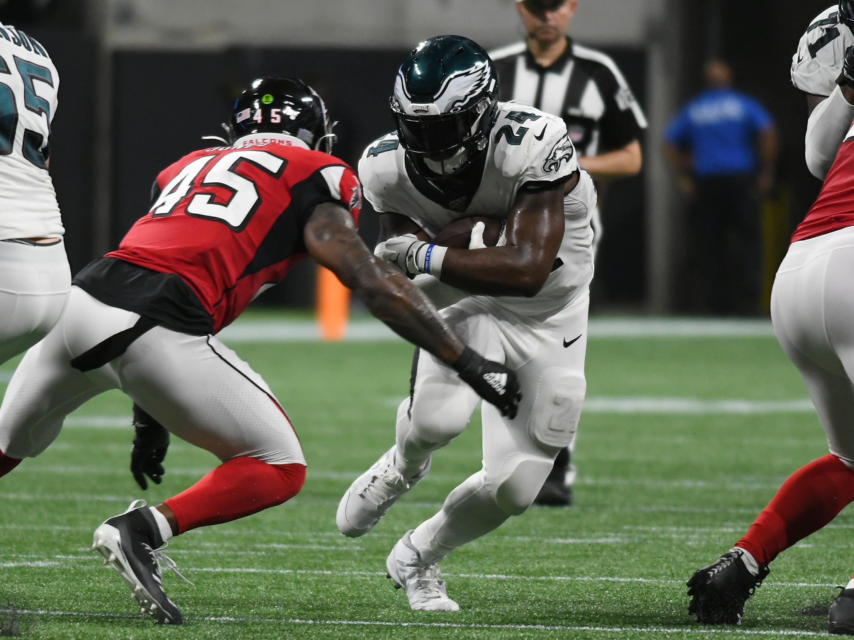 NFL: SEP 15 Eagles at Falcons