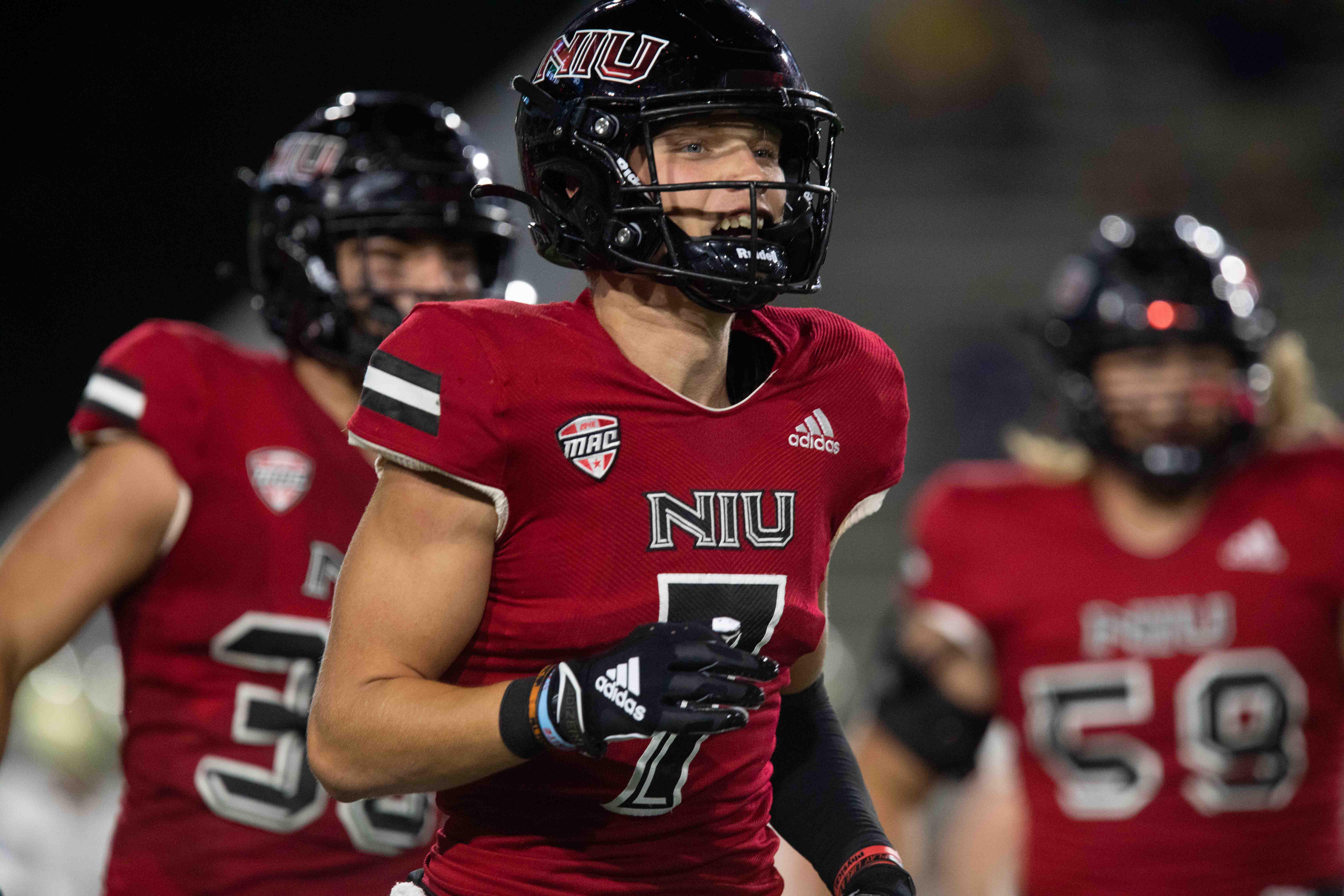 NCAA Football: Northern Illinois at Georgia Tech