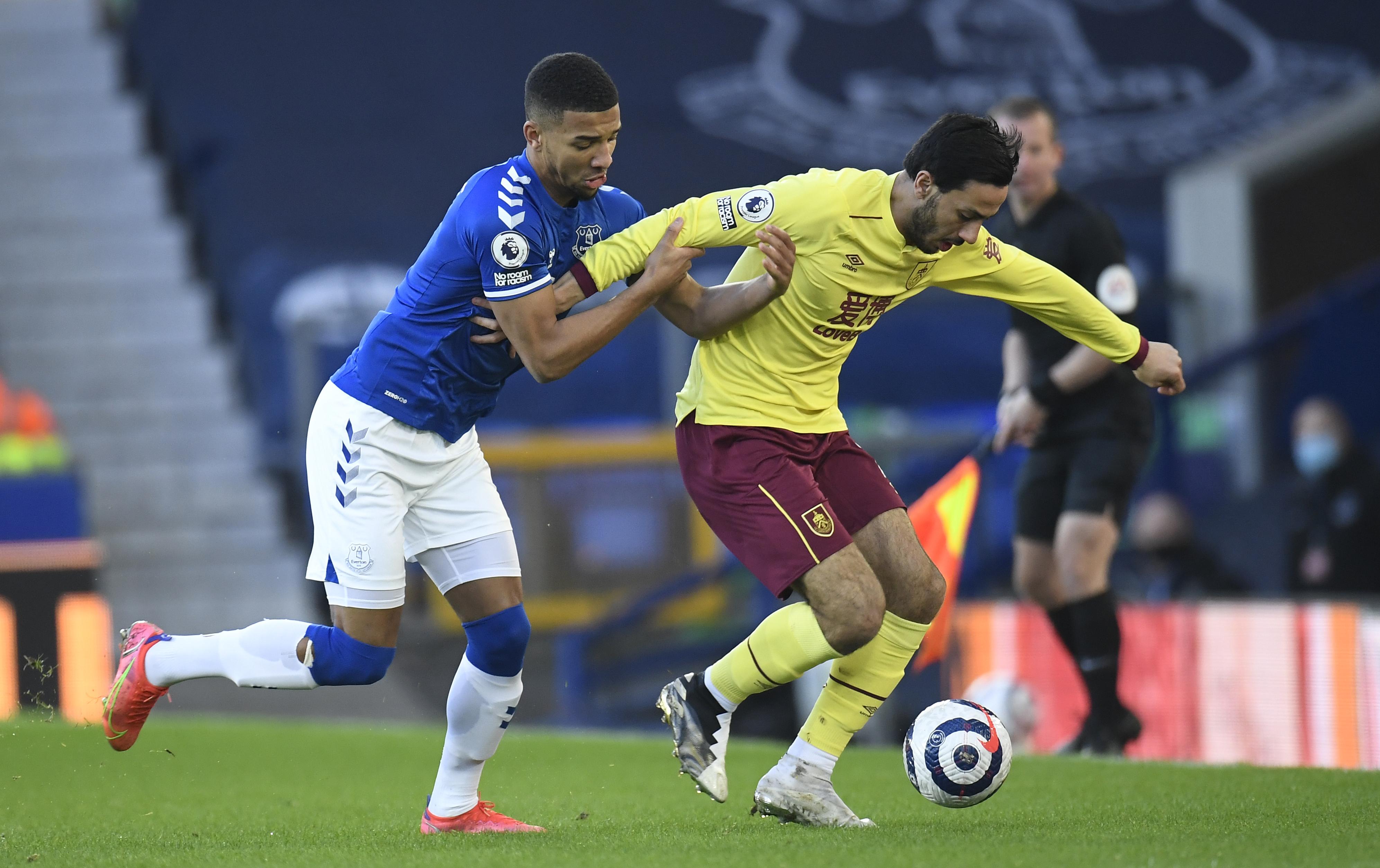 Everton v Burnley - Premier League - Goodison Park