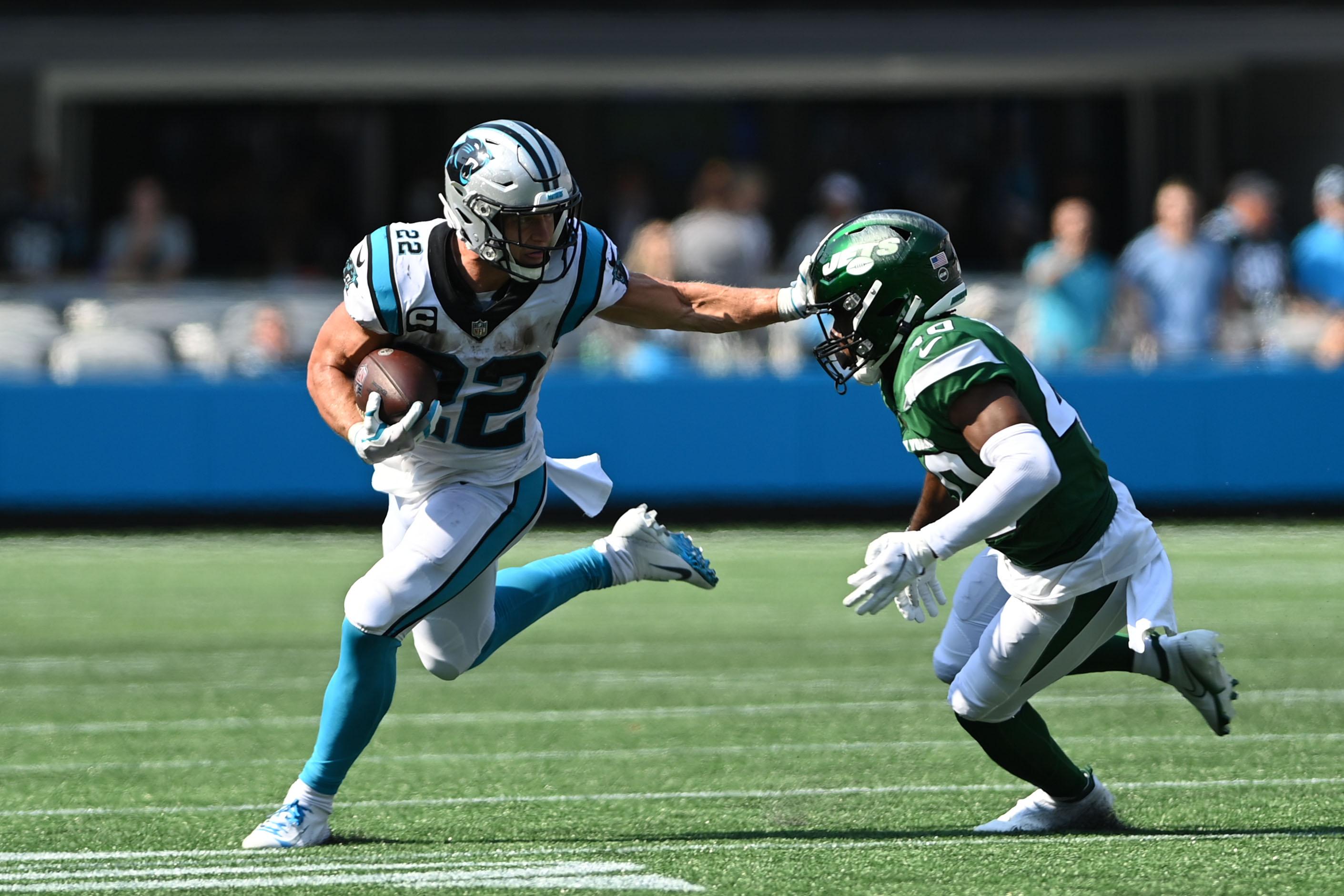 NFL: New York Jets at Carolina Panthers