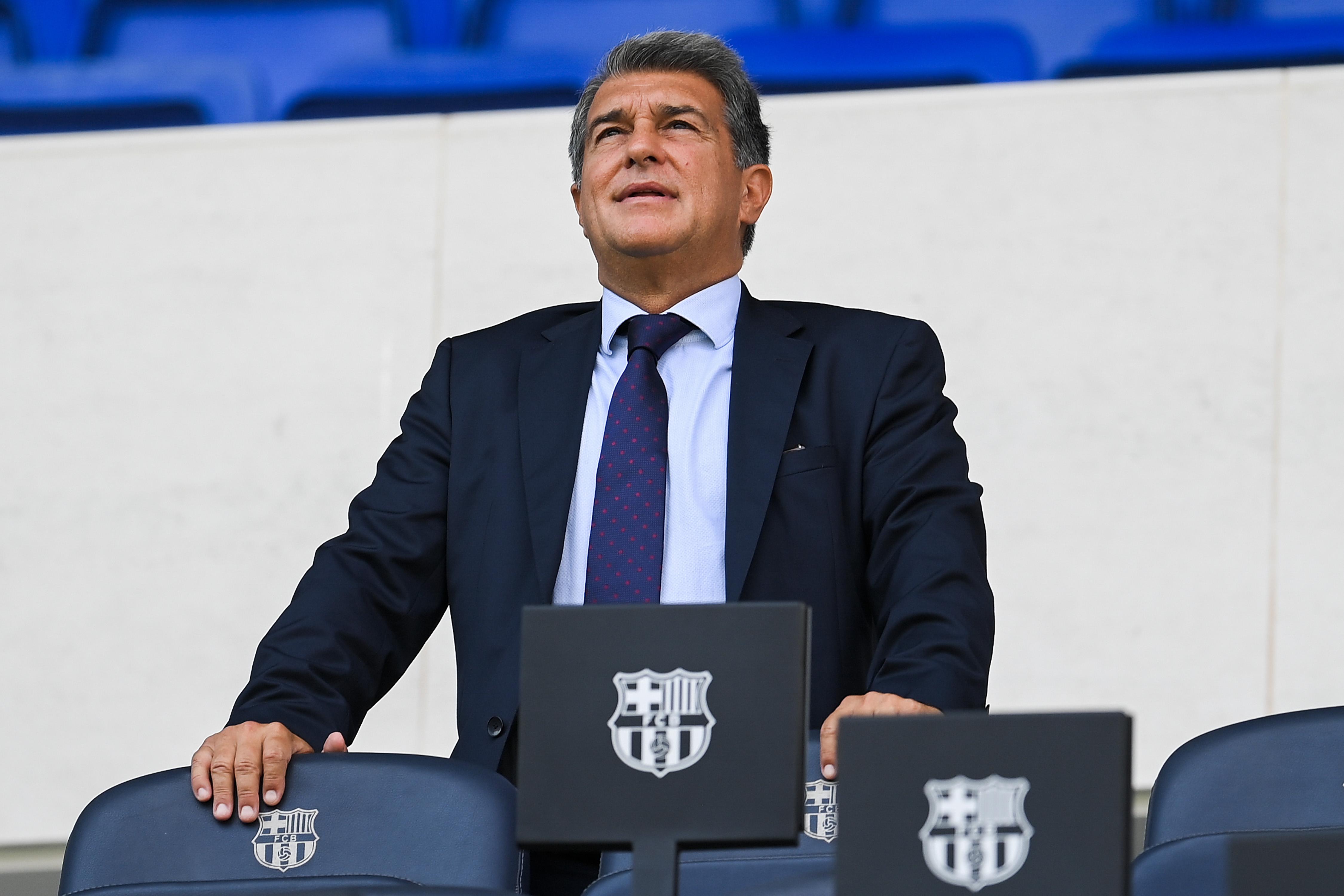 FC Barcelona Unveil New Signing Luuk de Jong