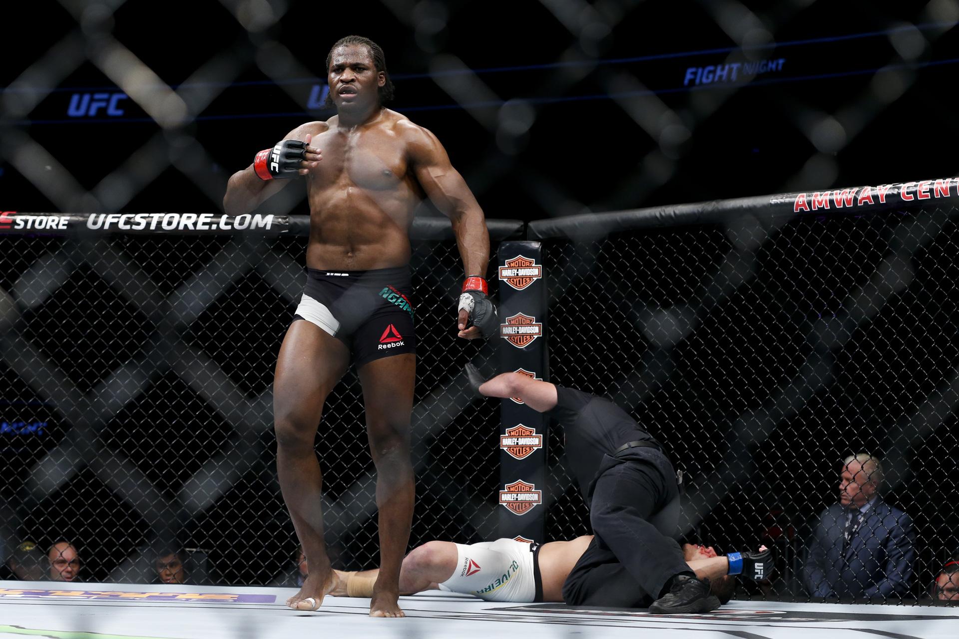 UFC on FOX 17 Photos