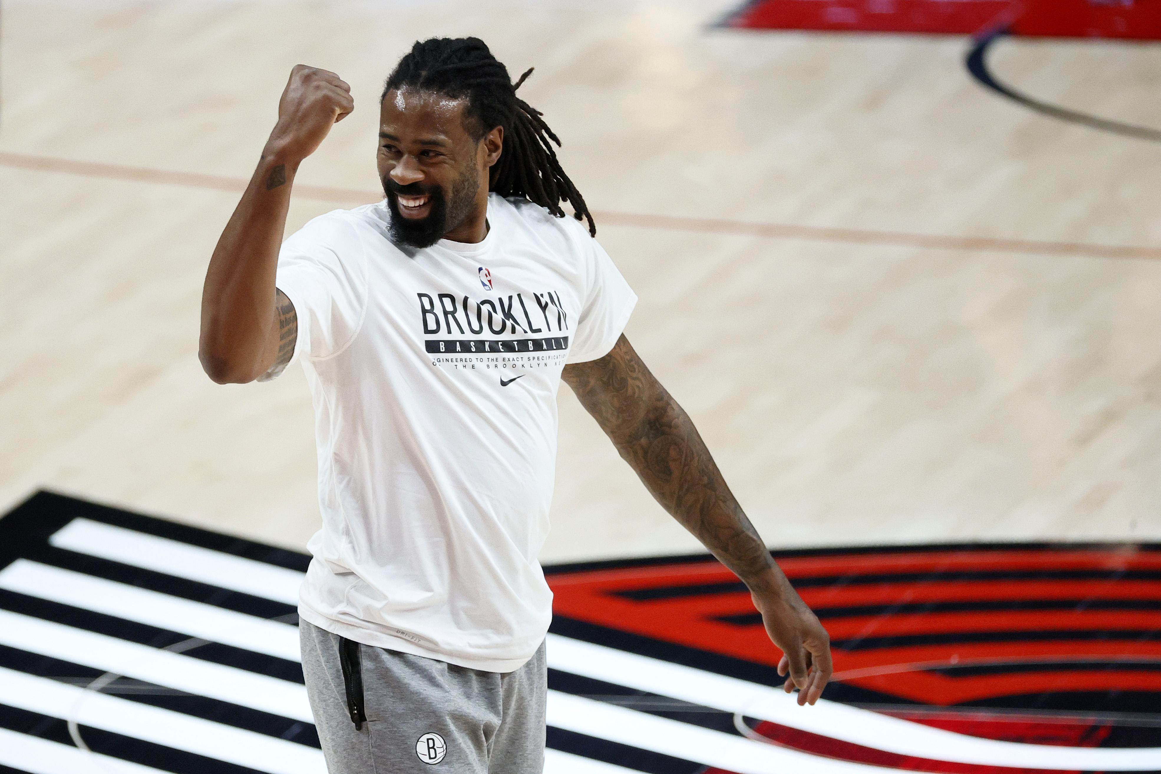 Brooklyn Nets v Portland Trail Blazers