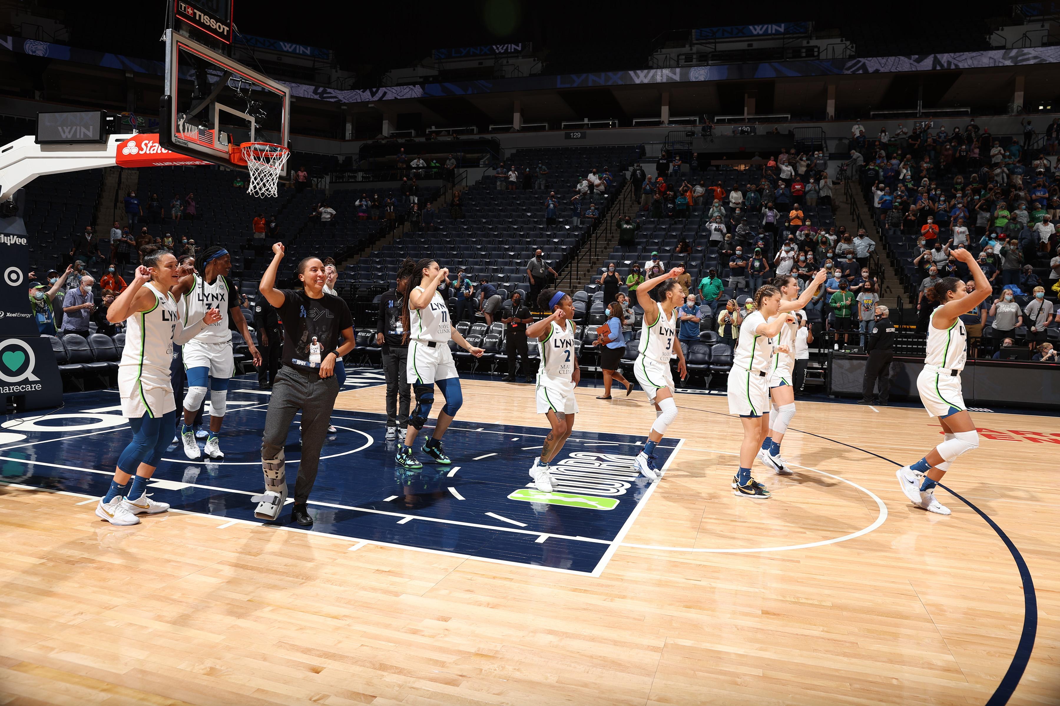 Indiana Fever v Minnesota Lynx