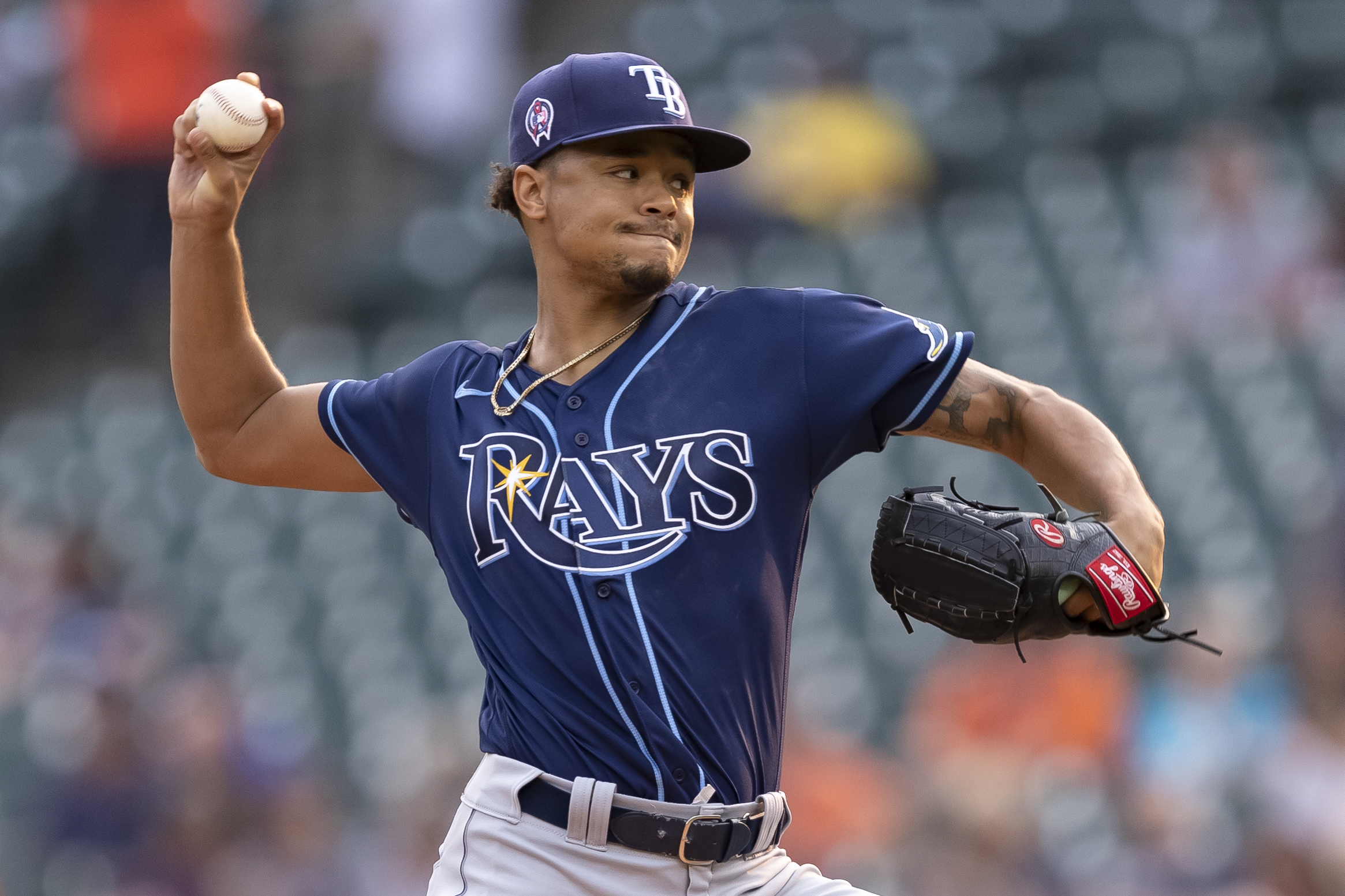 MLB: Tampa Bay Rays at Detroit Tigers