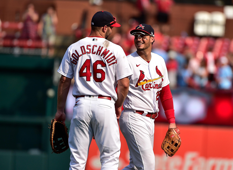 MLB: Cincinnati Reds at St. Louis Cardinals