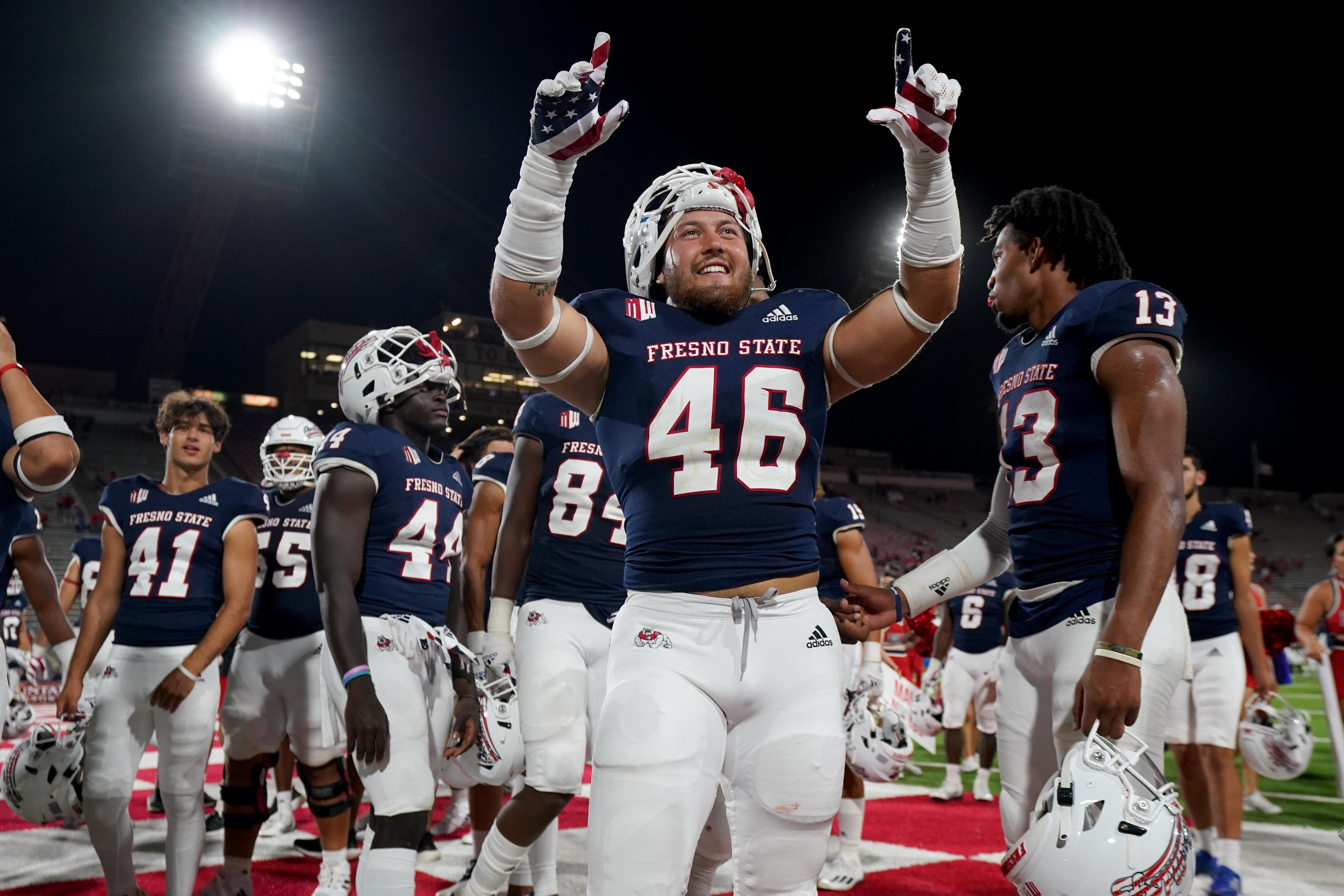 NCAA Football: Cal. Poly - SLO at Fresno State