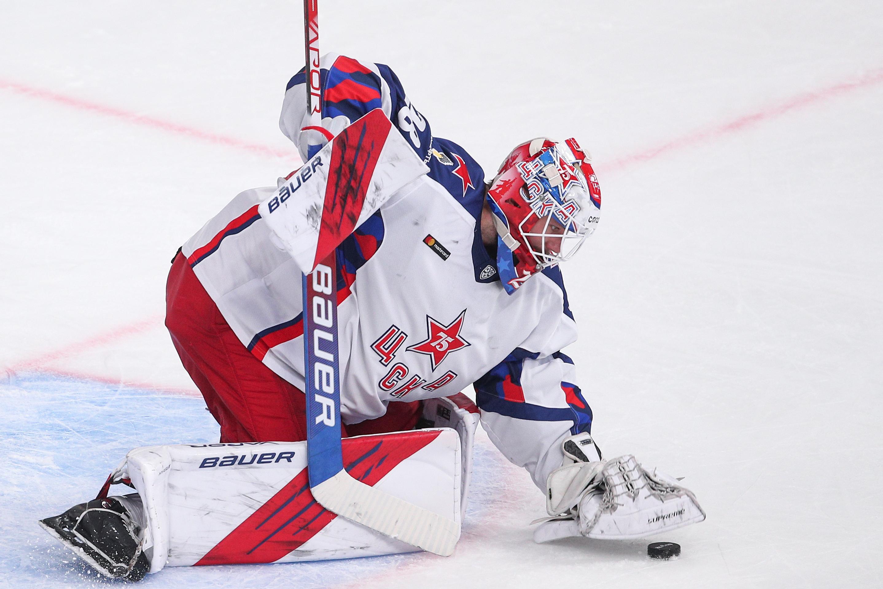 Kontinental Hockey League: Ak Bars Kazan vs CSKA Moscow