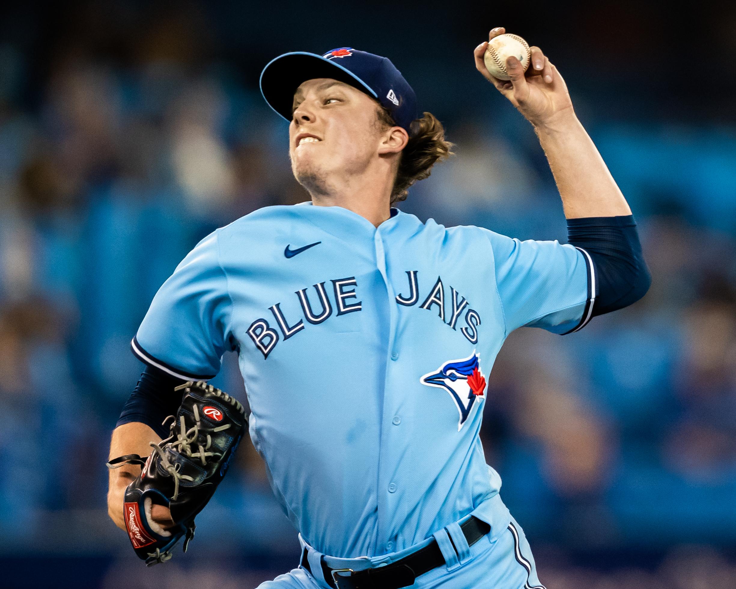 MLB: Cleveland Indians at Toronto Blue Jays