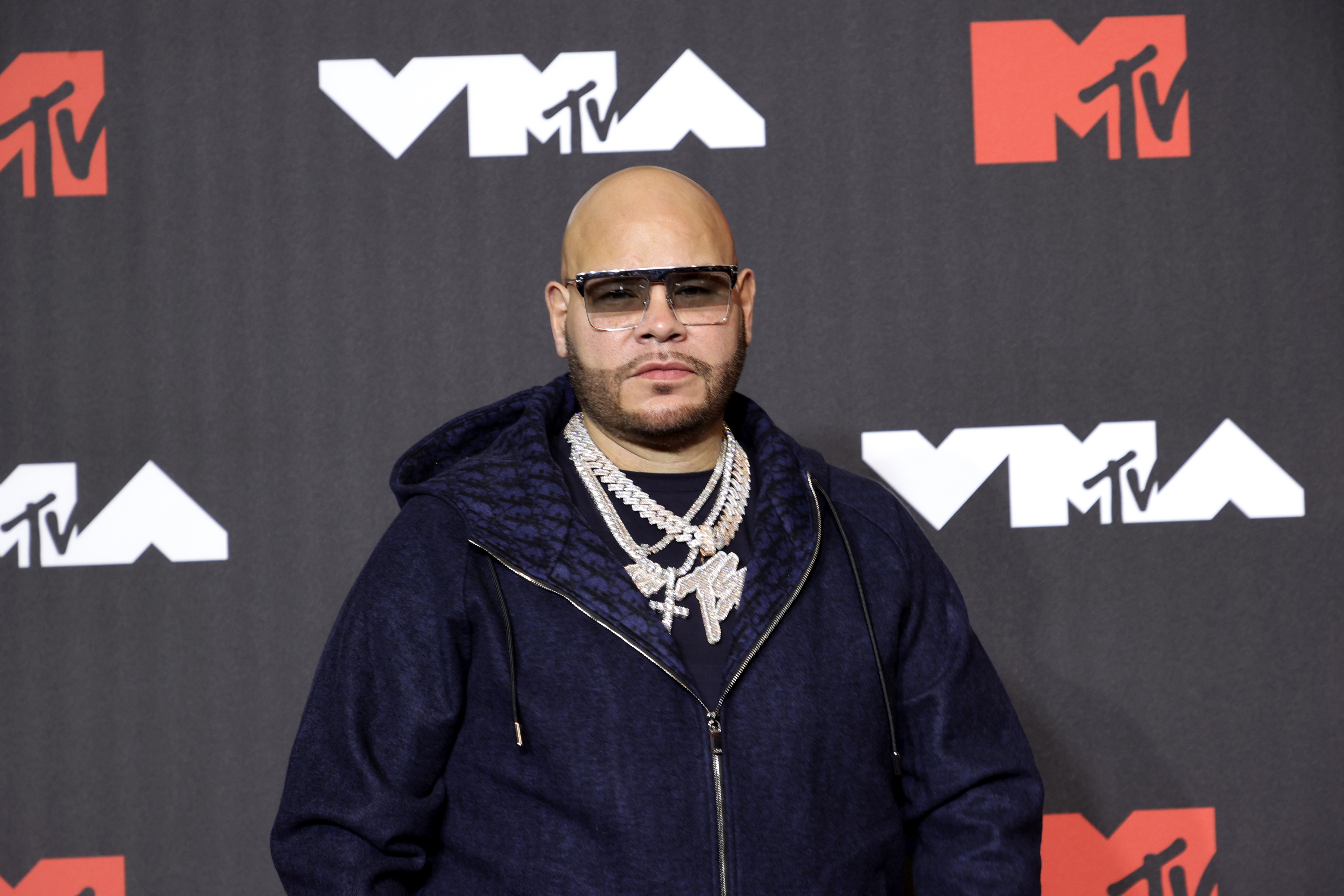 Jamie McCarthy, NEW YORK, NEW YORK - SEPTEMBER 12: Fat Joe attends the 2021 MTV Video Music Awards at Barclays Center on September 12, 2021 in the Brooklyn borough of New York City. (Photo by Jamie McCarthy/Getty Images for MTV/ ViacomCBS) ORG XMIT: 775707142