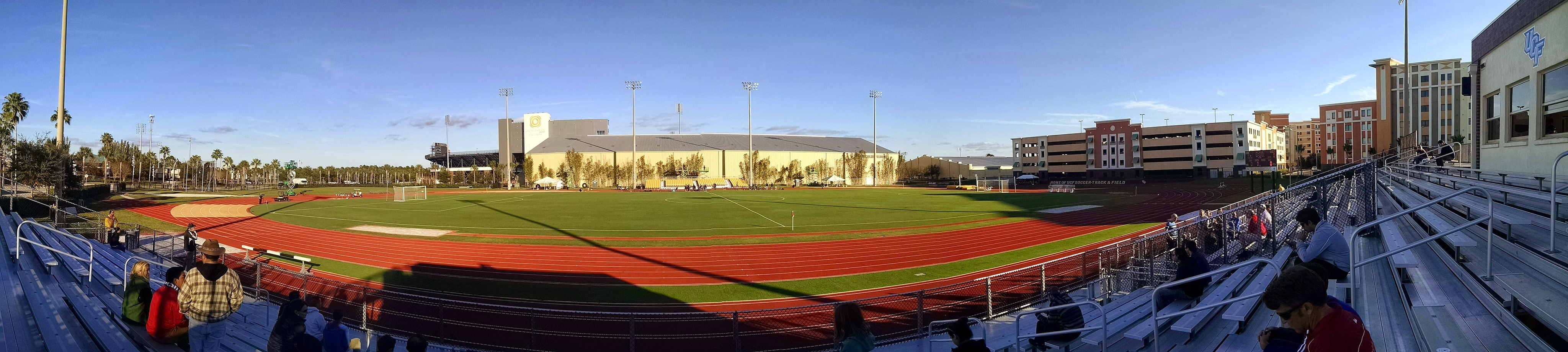 UCF Track and Soccer Complex (Image: Wikimedia Commons)