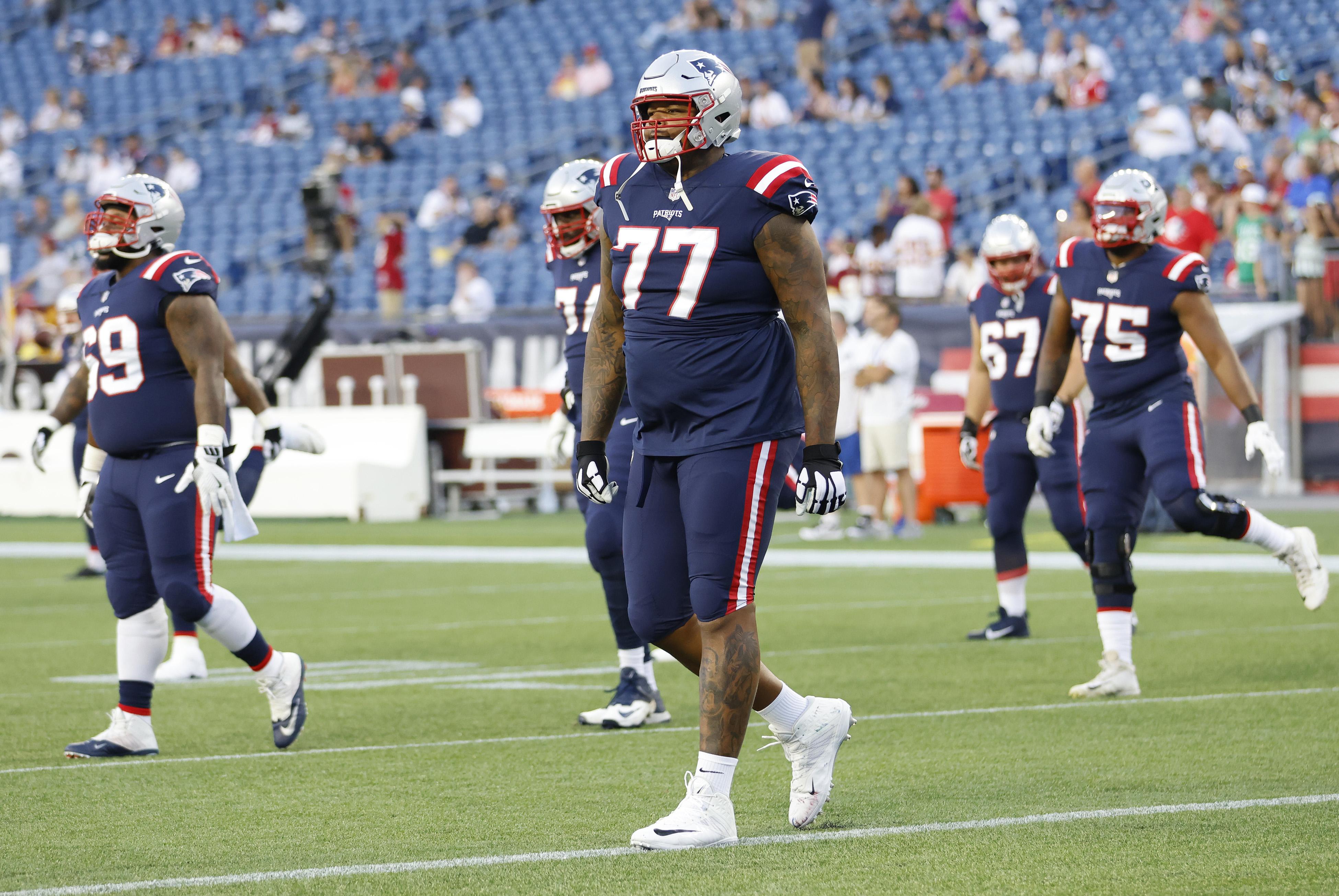 NFL: AUG 12 Preseason - Washington Football Team at Patriots