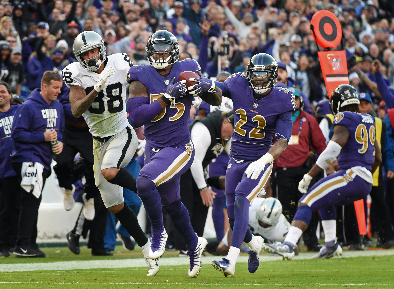 Ravens linebacker Terrell Suggs says retirement 'hasnât crossed' his mind