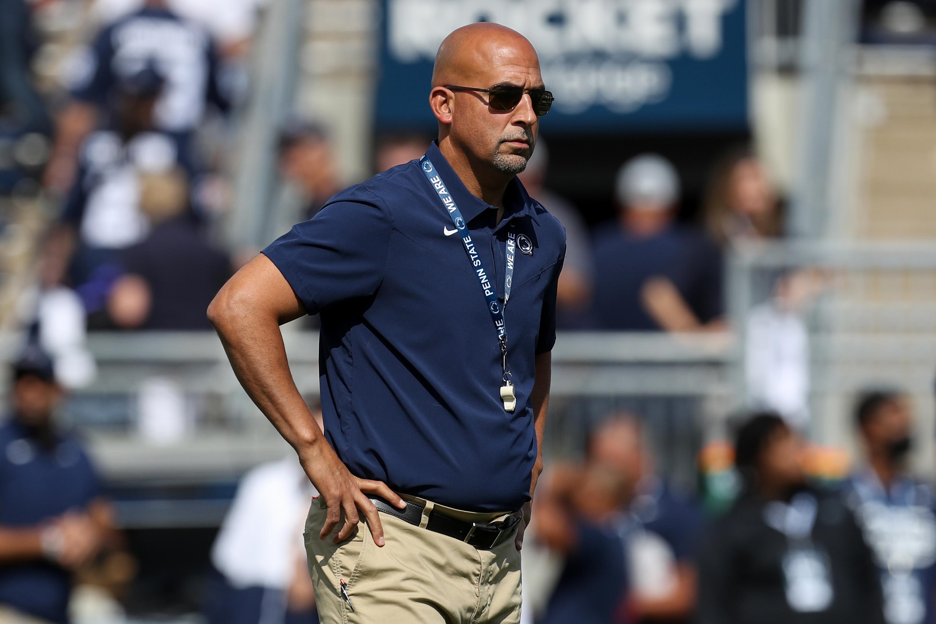 NCAA Football: Ball State at Penn State